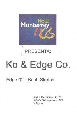 Edge 02  Bach Sketch