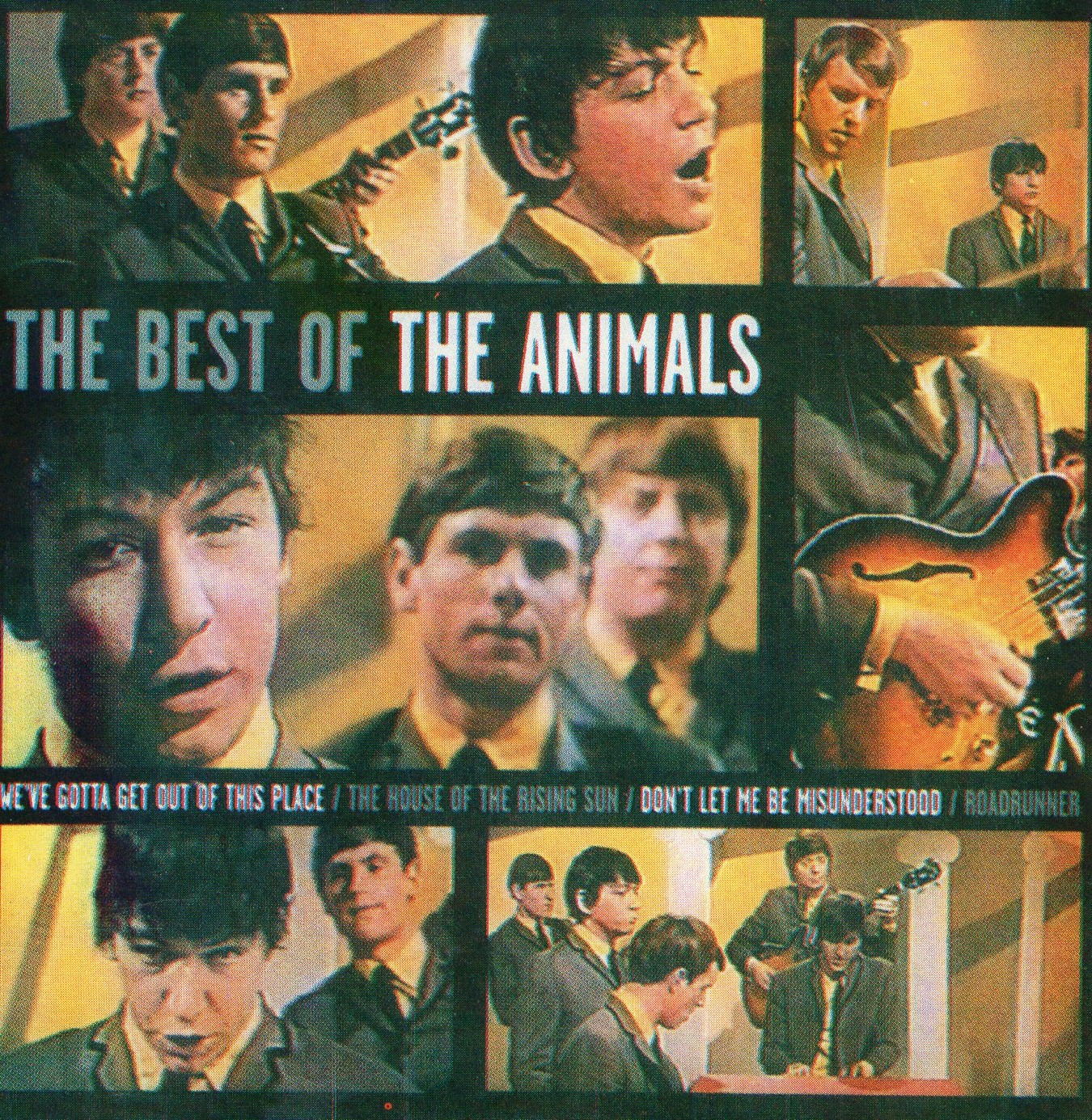 """The Best Of The Animals"" The Animals"