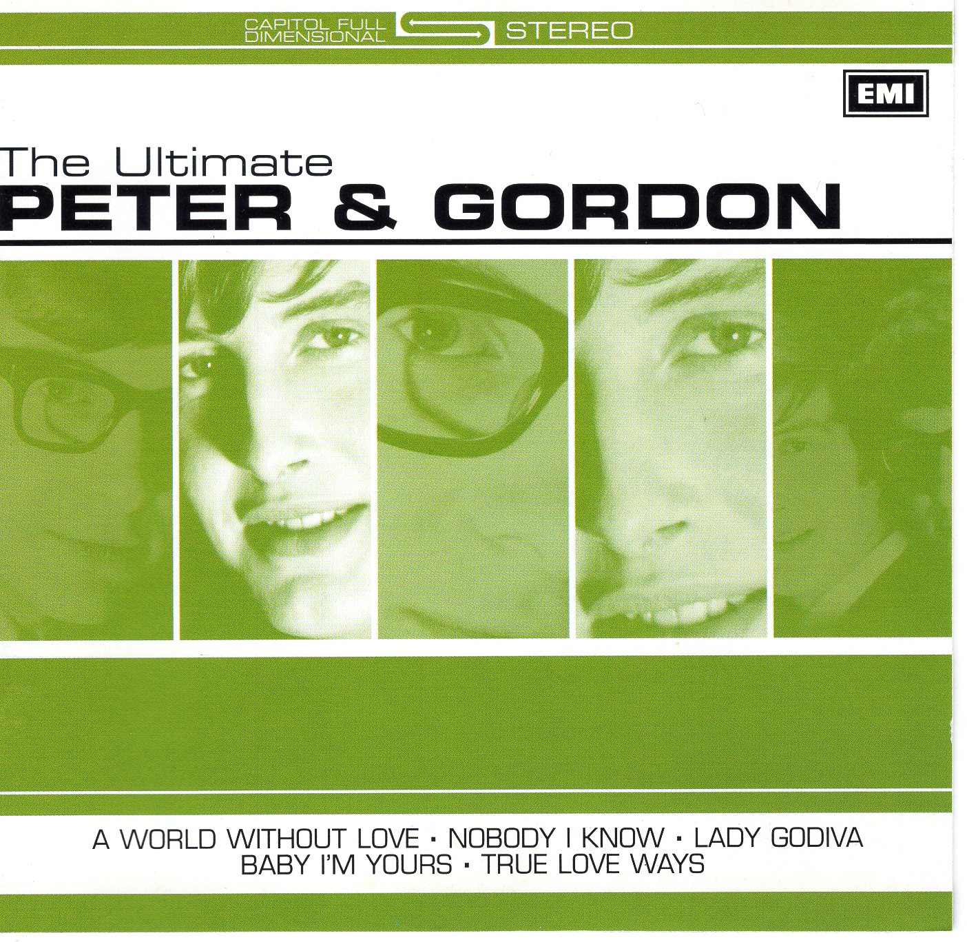"""The Ultimate Peter & Gordon"" Peter & Gordon"