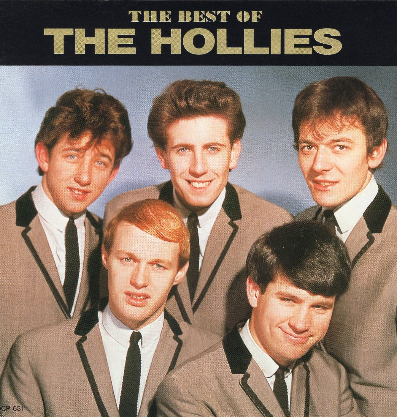 """The Best of The Hollies"" The Hollies"