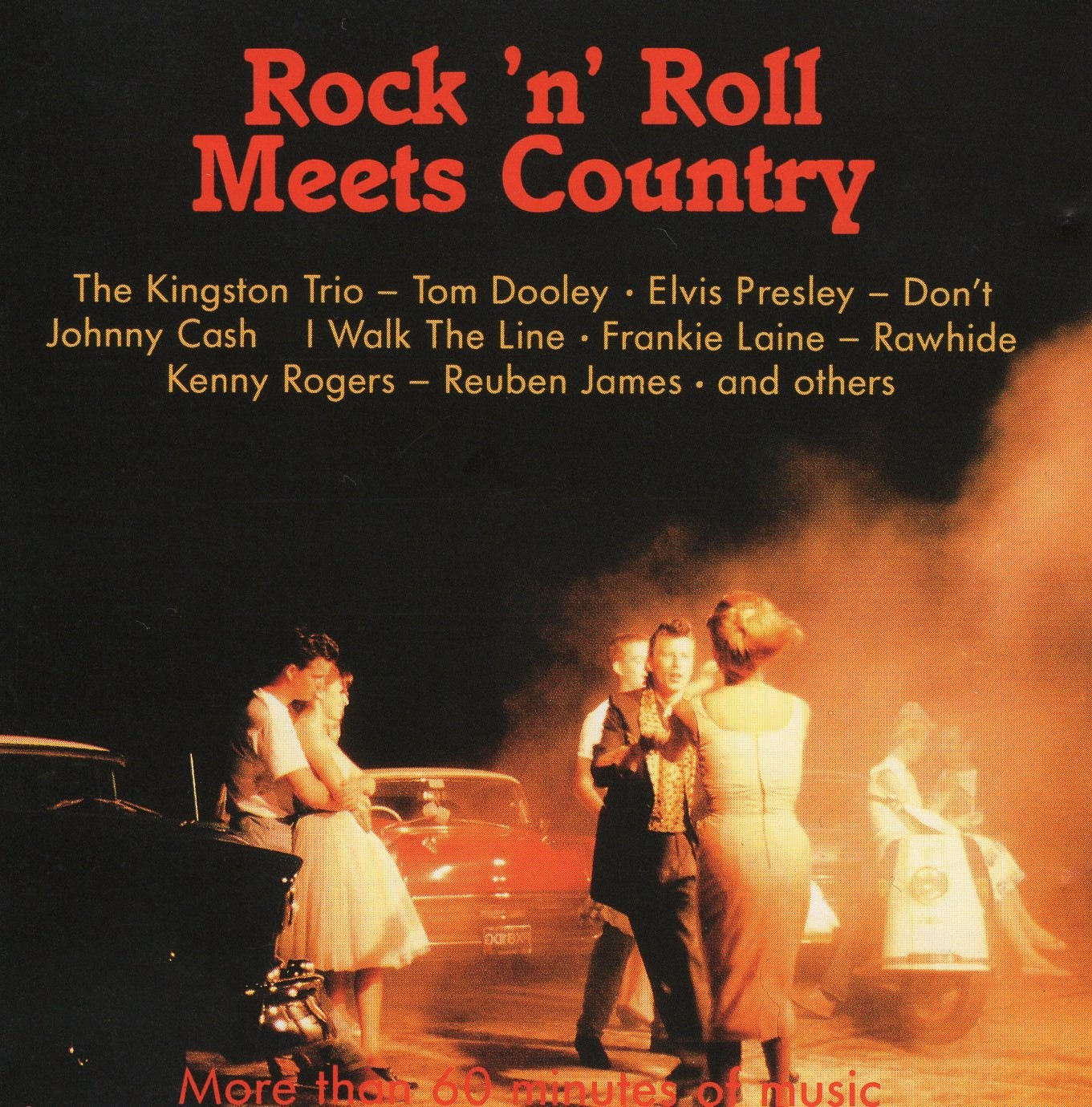 """Rock 'n' Roll Meets Country"""