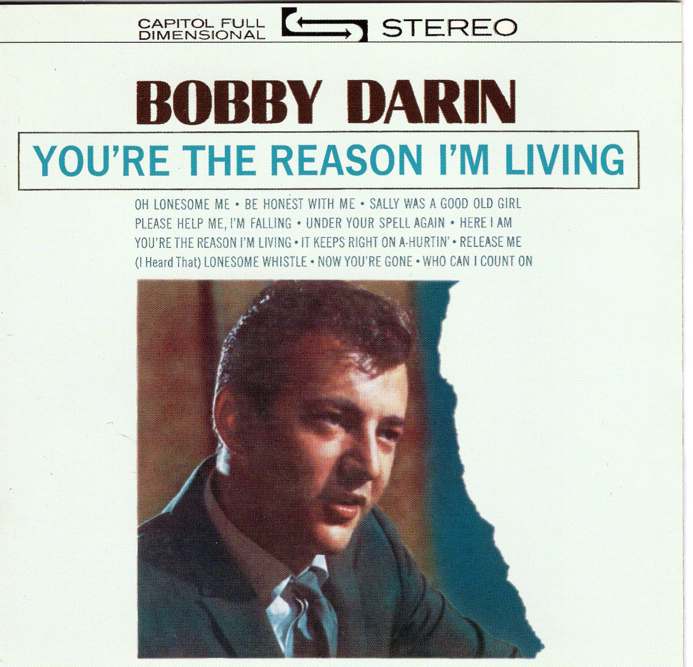 """You're The Reason I'm Living"" Bobby Darin"