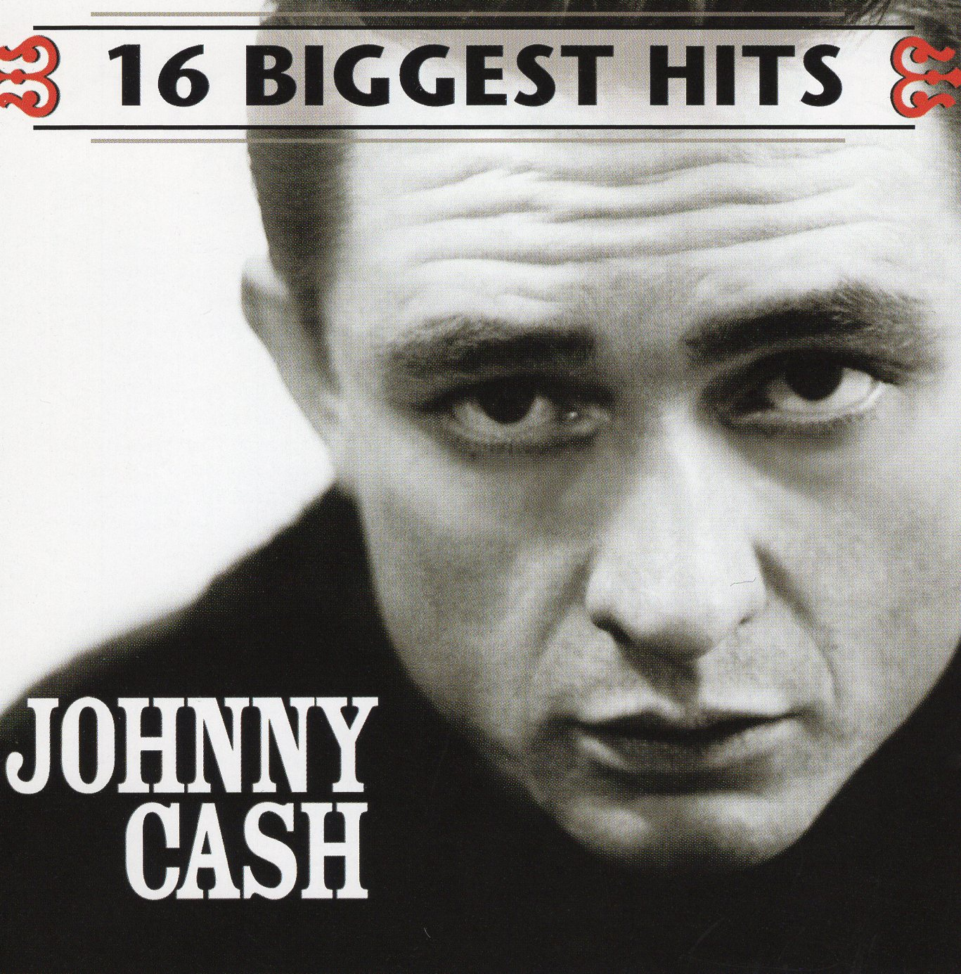 """16 Biggest Hits"" Johnny Cash"