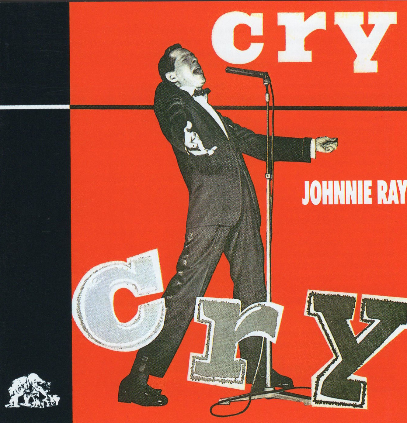 """Cry"" Johnnie Ray"