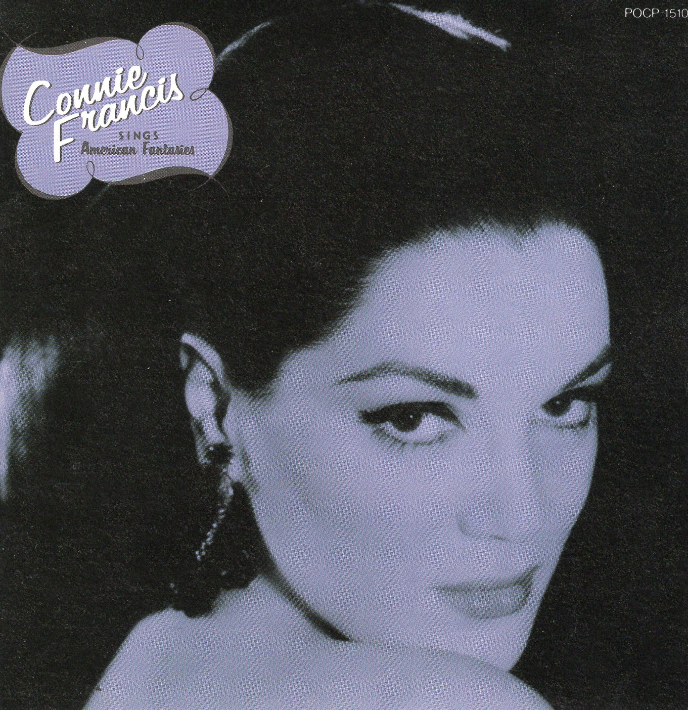 """Connie Francis Sings American Fantasies"" Connie Francis"