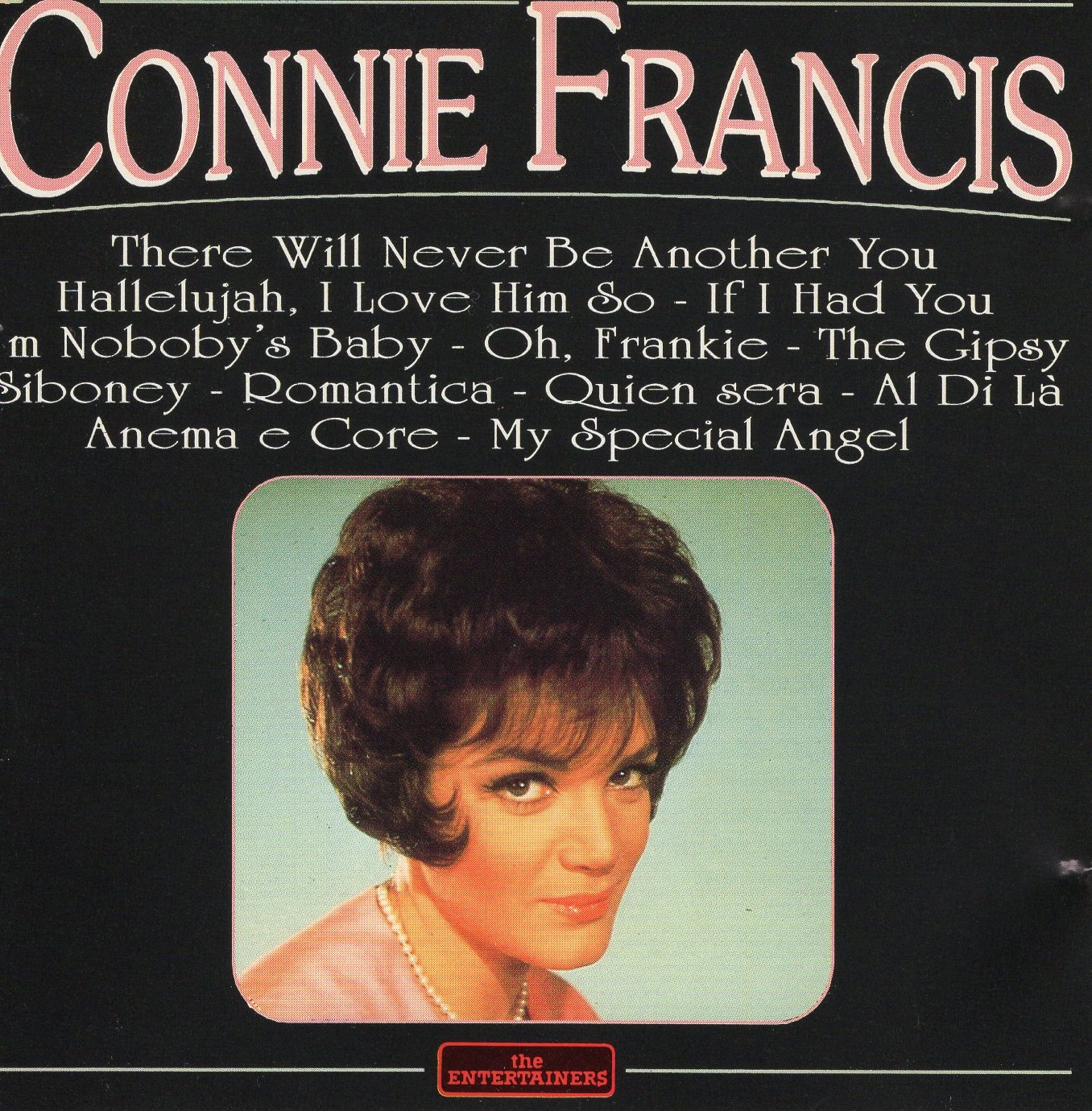 """Connie Francis"" Connie Francis"