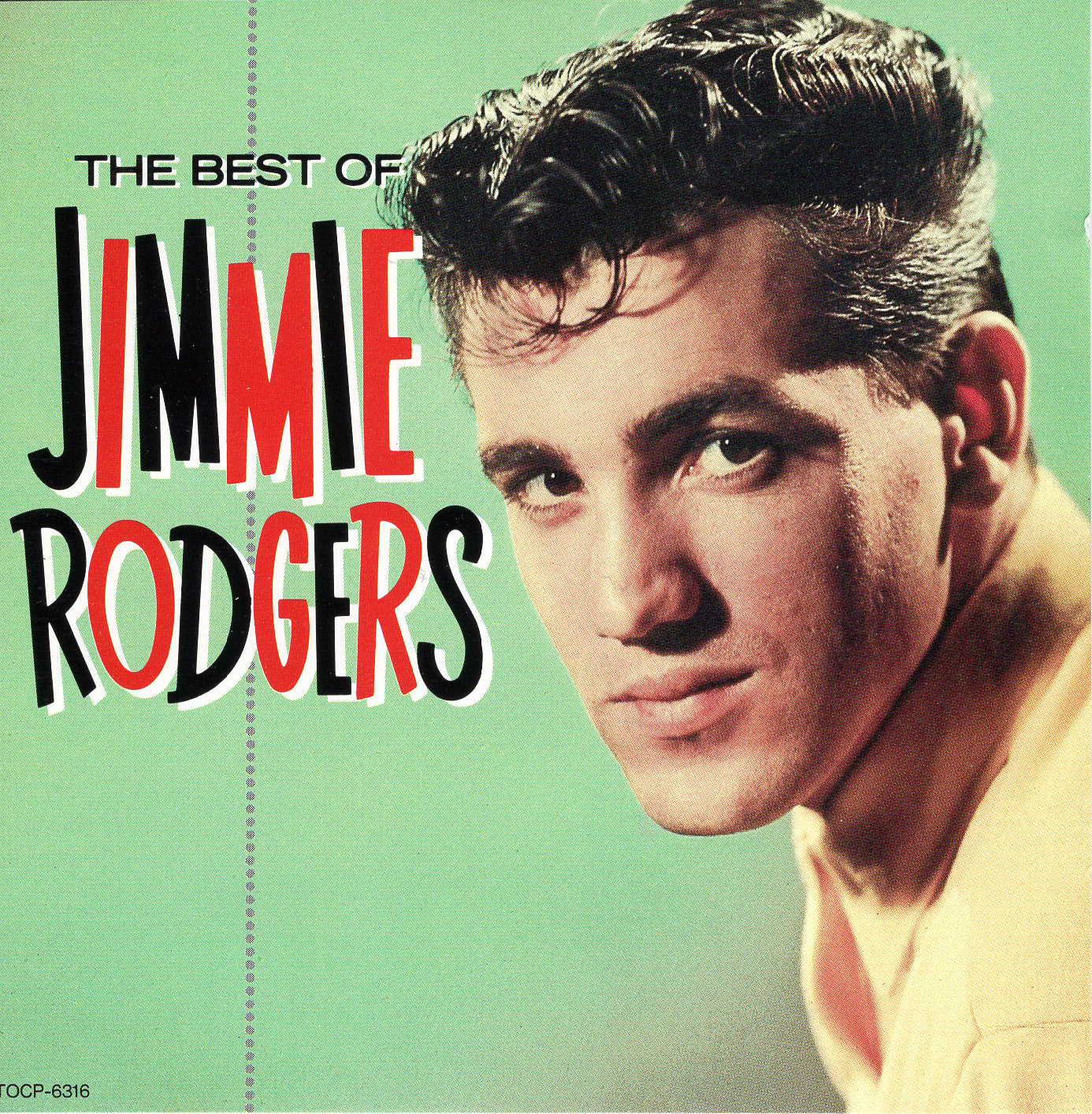 """The Best of Jimmie Rodgers"" Jimmie Rodgers"