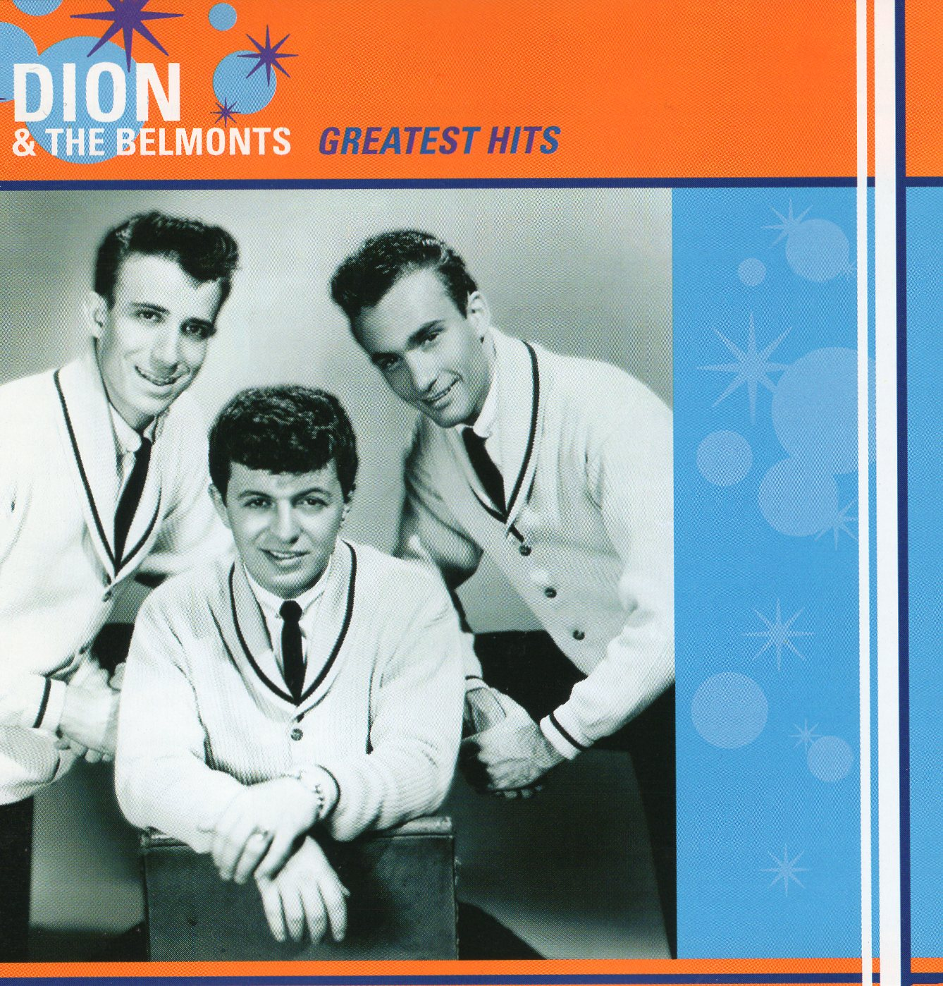 """Dion & The Belmonts Greatest Hits"" Dion & The Belmonts"