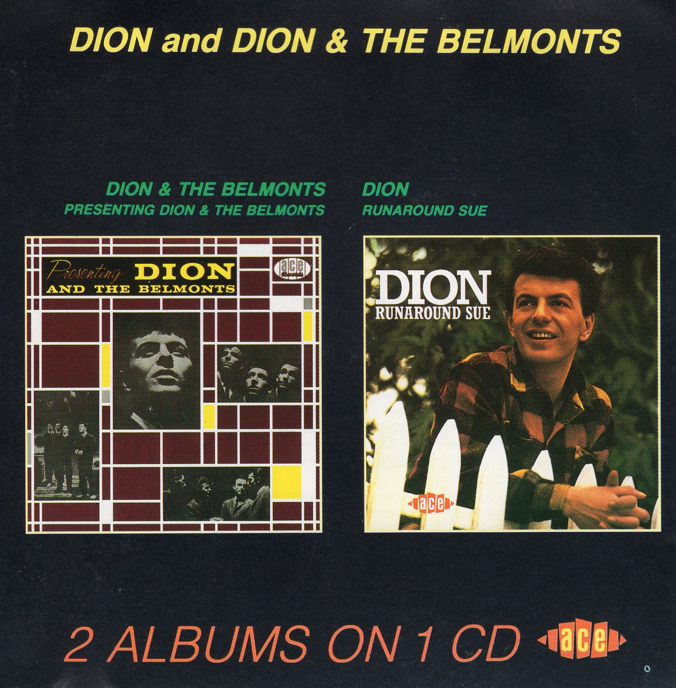 """Dion and Dion & The Belmonts"" Dion, Dion & The Belmonts"
