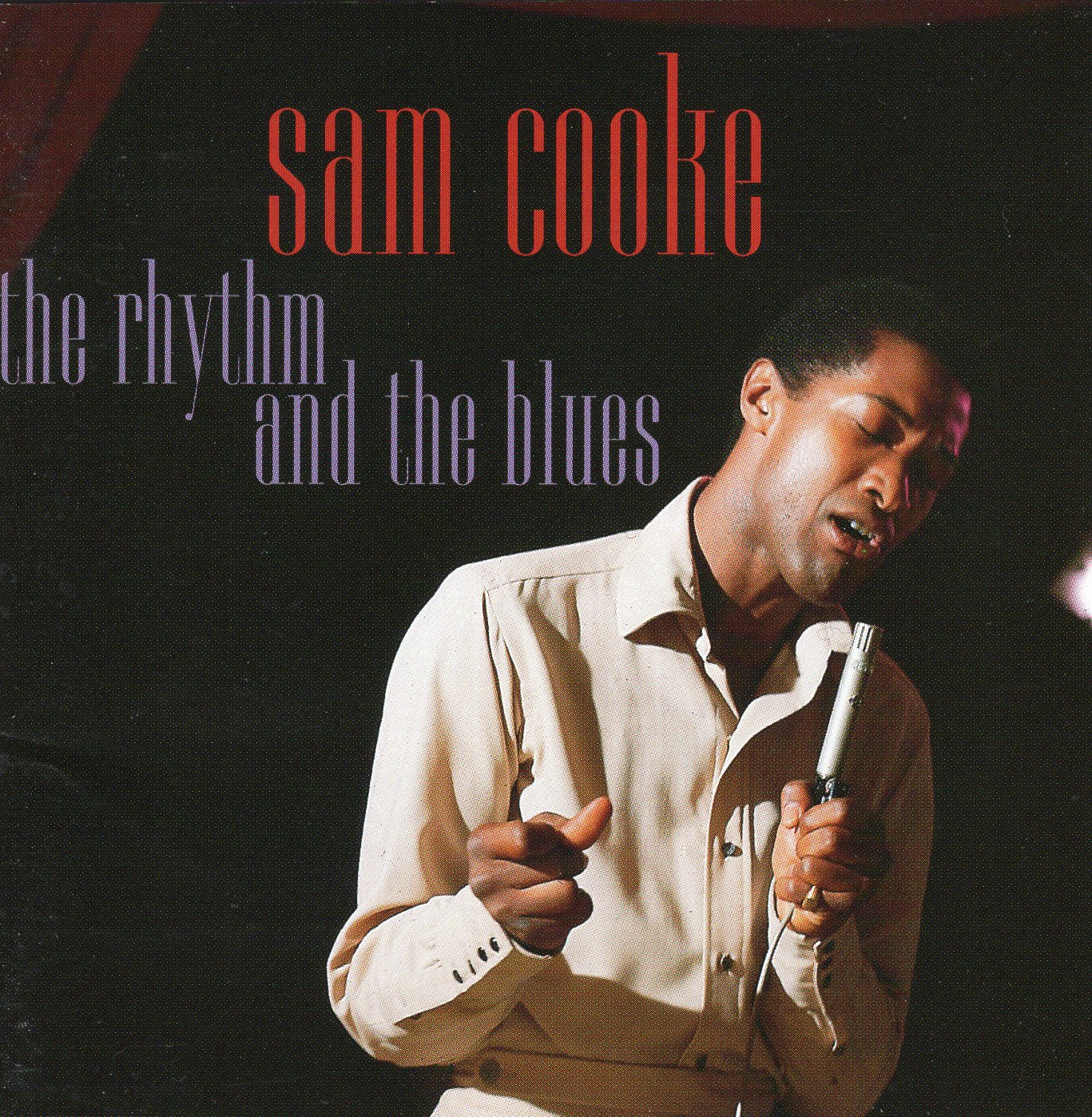 """The Rhythm And The Blues"" Sam Cooke"