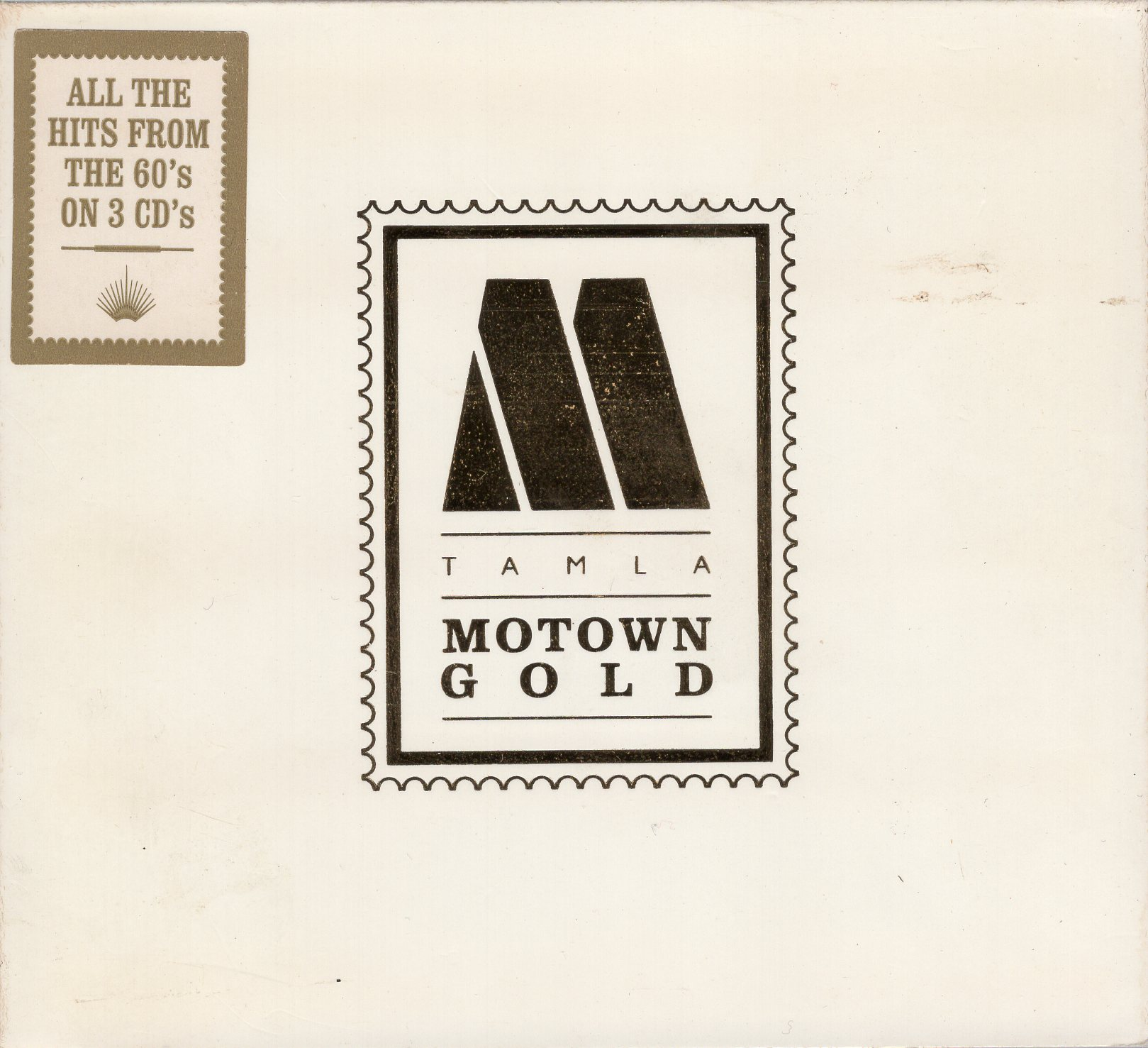 """All The Hits from The 60's Motown Gold"" Johnny Mercer"