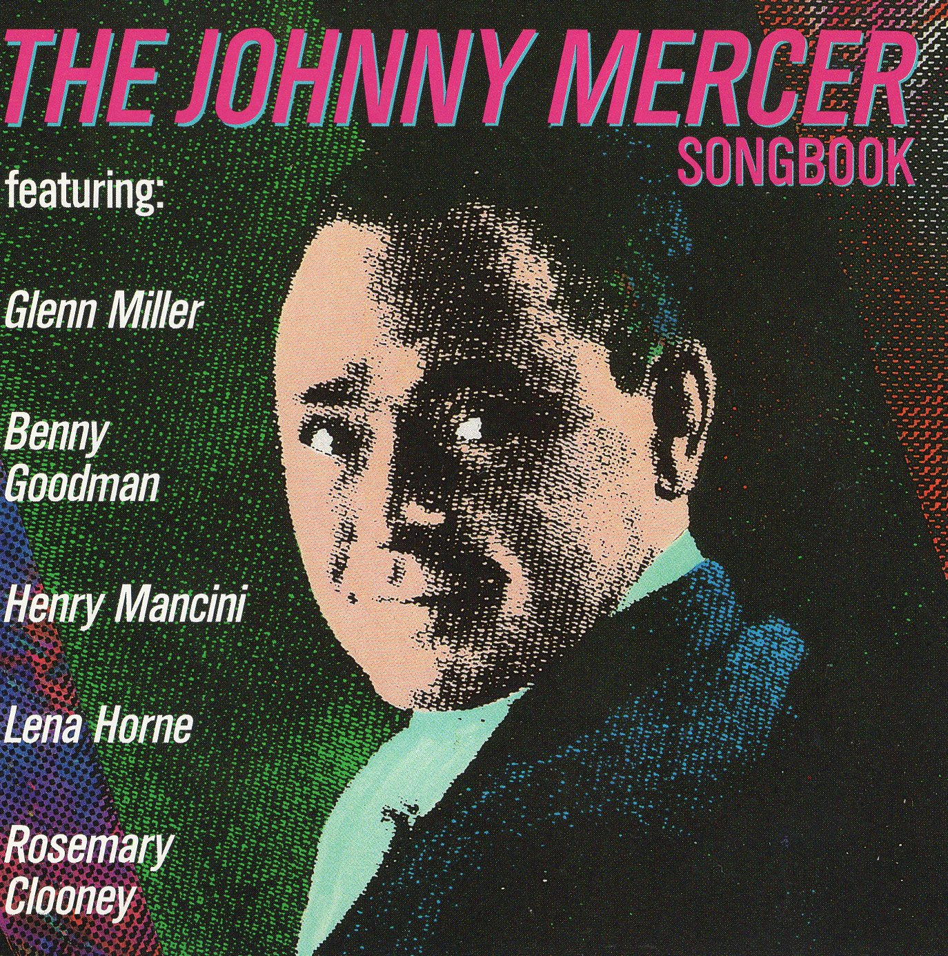 """The Johnny Mercer Song book"" Johnny Mercer"