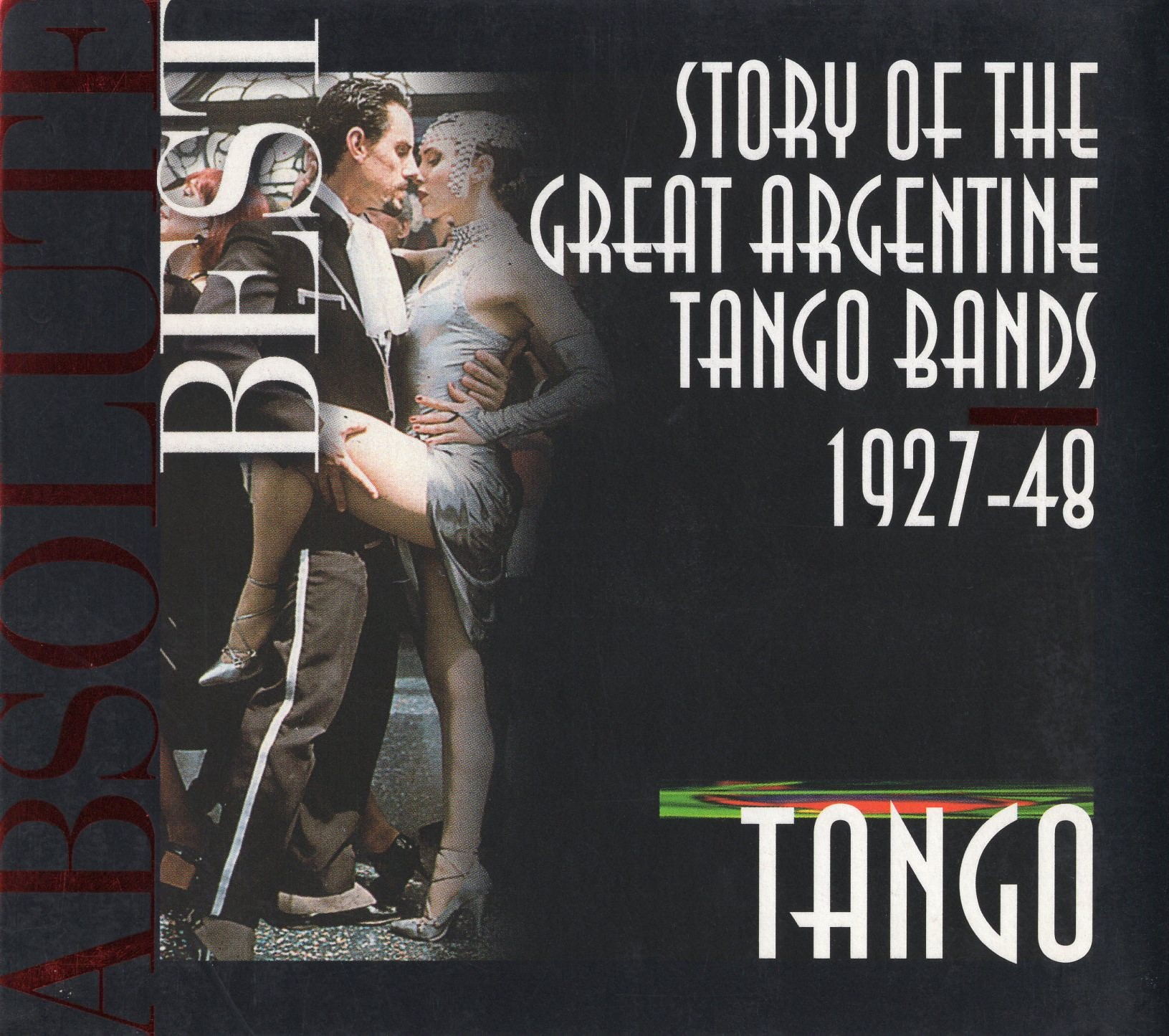 """Absolute Best Story of The Great Argentina Tango Bands 1927-48 Tango"""