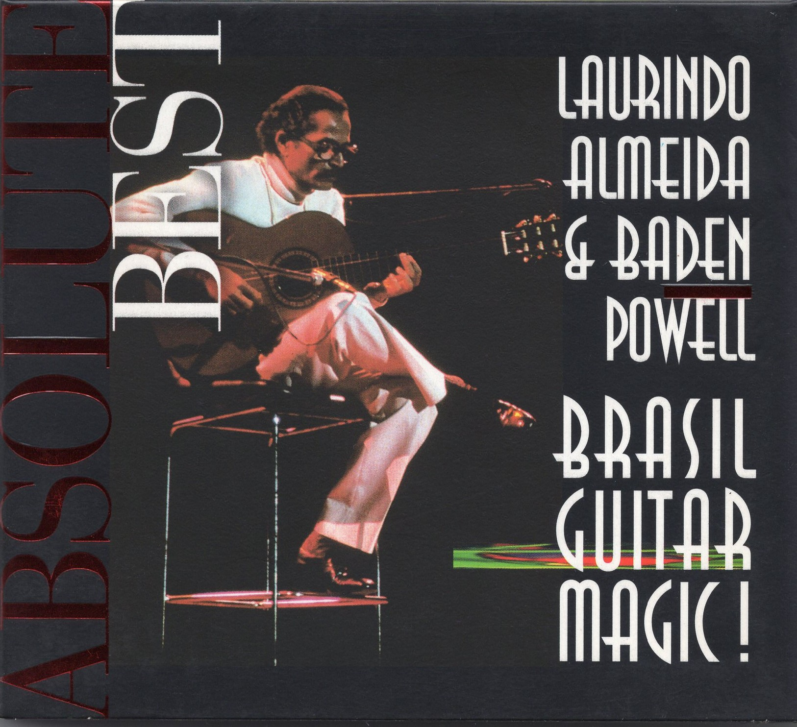 """Absolute Best"" Baden Powell, Laurindo Almeda"
