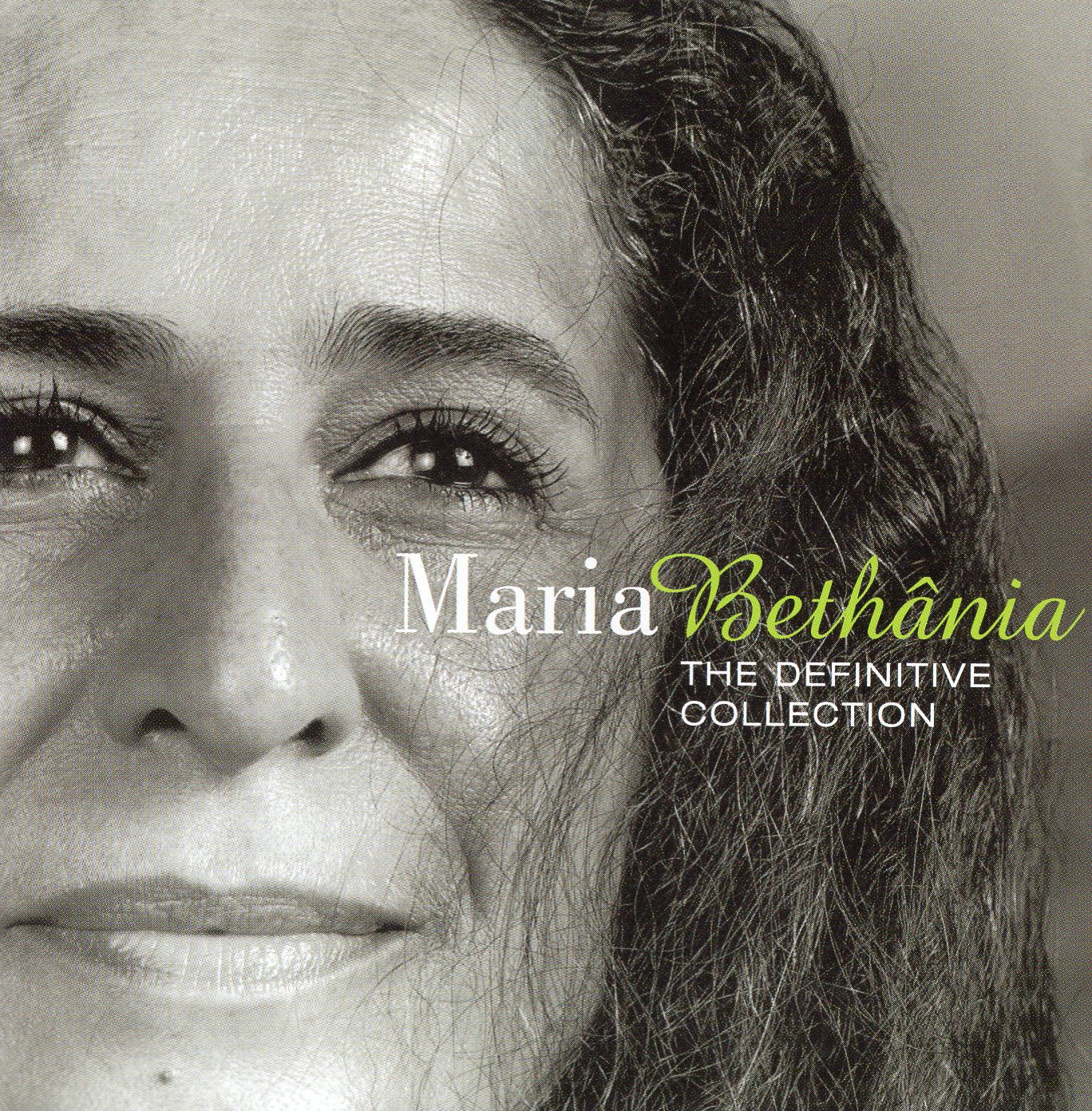 """ Maria Bethânia - The Definitive Collection"" Maria Bethânia"