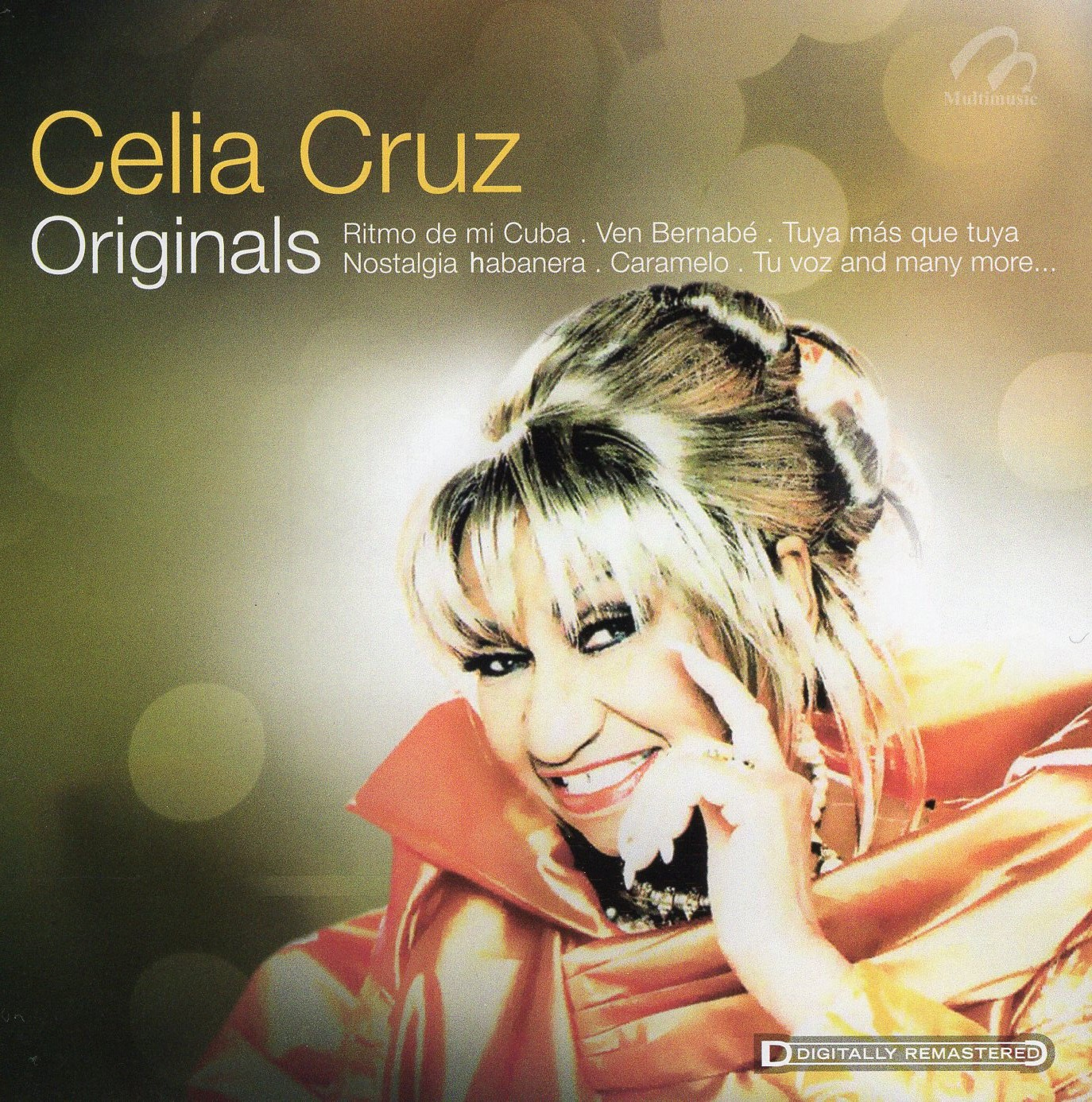 """Celia Cruz Originals"" Celia Cruz"