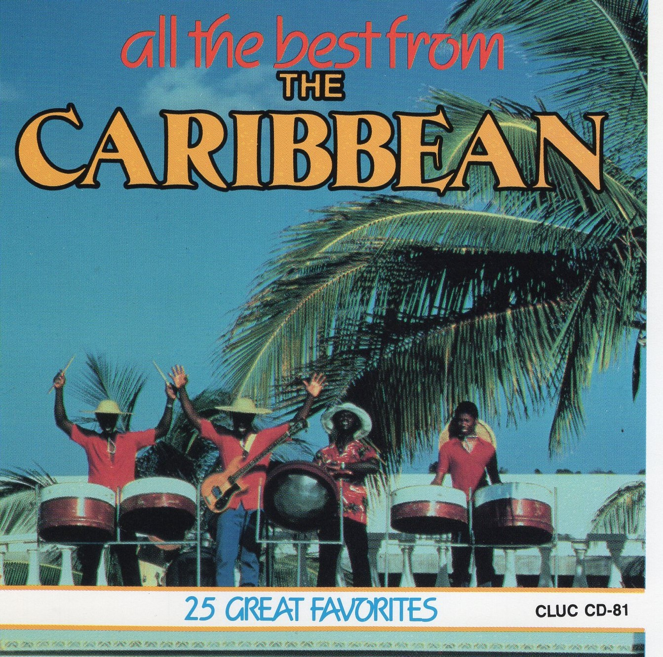 """All The Best From The Caribbean"""