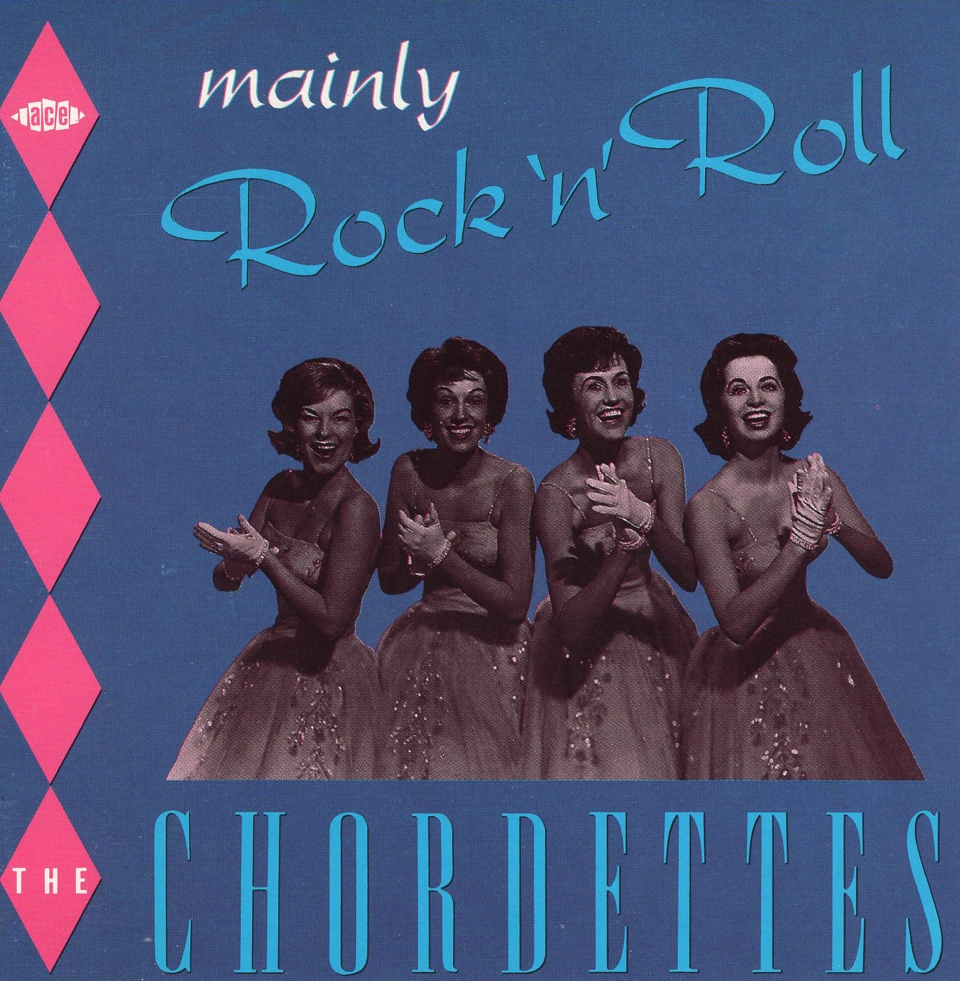 """Mainly Rock'n'Roll"" The Chordates"