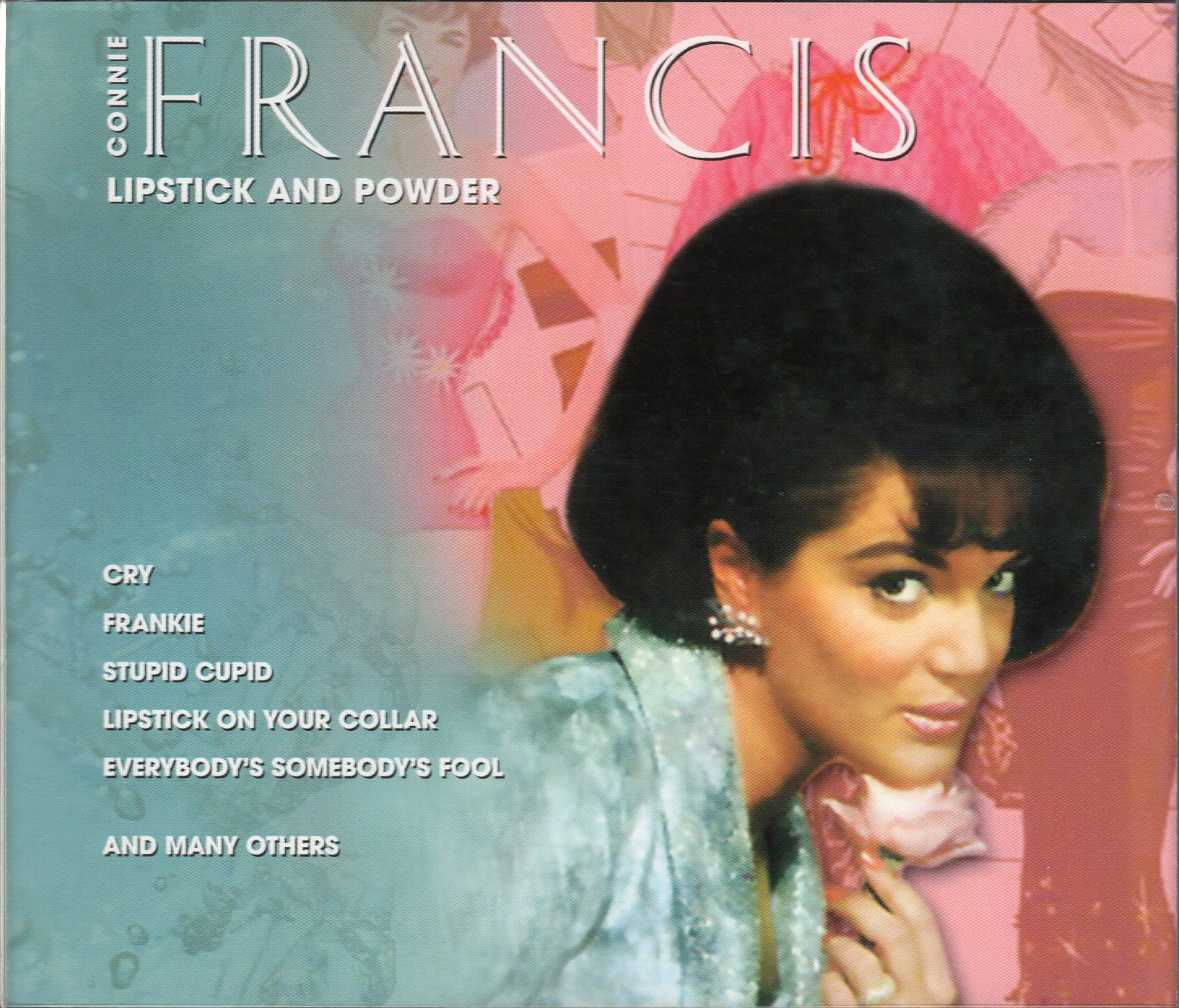"""Lipstic And Powder"" Connie Francis"