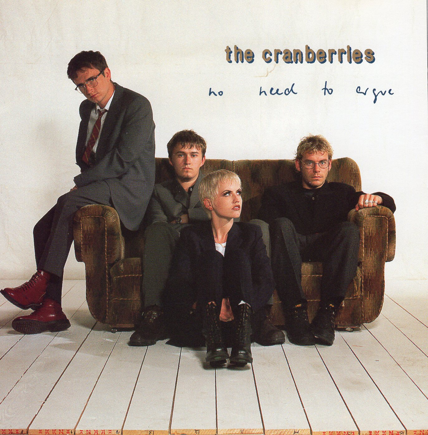 """No Need To Argue"" The Cranberries"