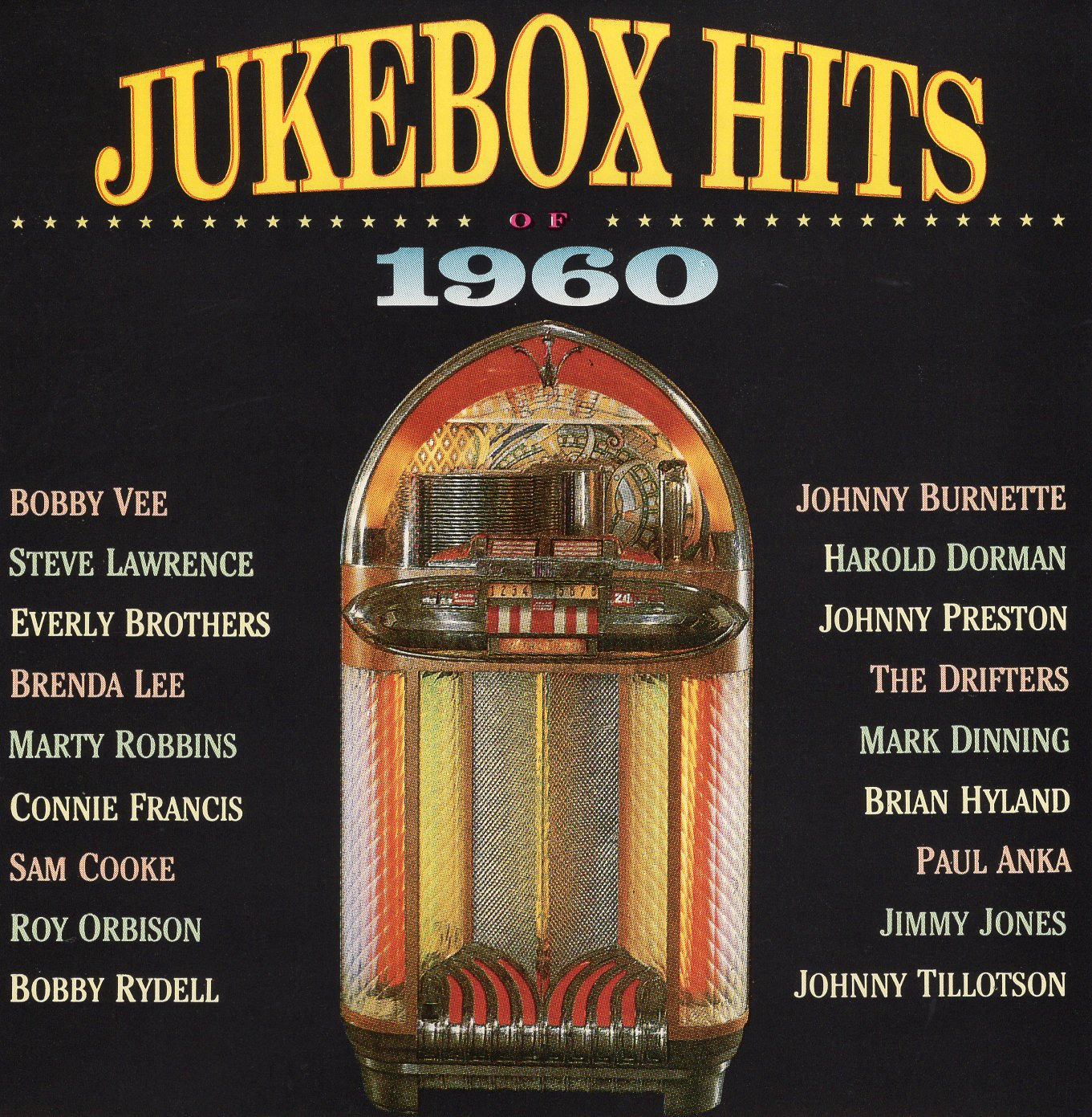 """Jukebox Hits of 1960"""