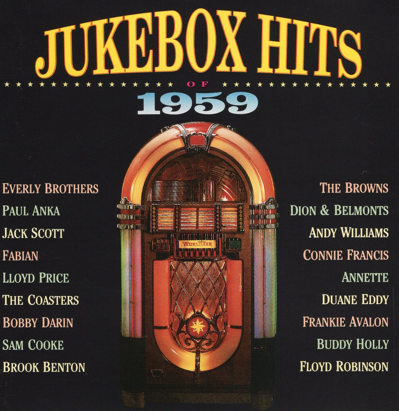 """Jukebox Hits of 1959"""