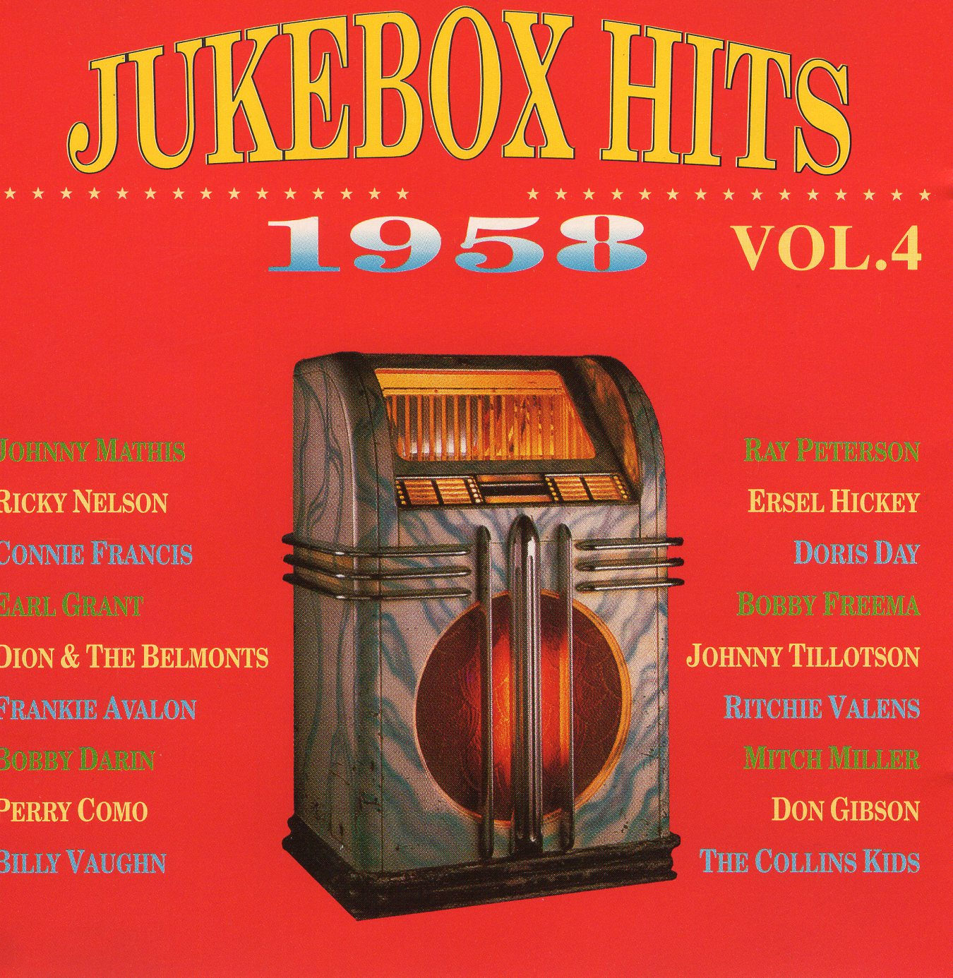 """Jukebox Hits 1958 Vol.4"""