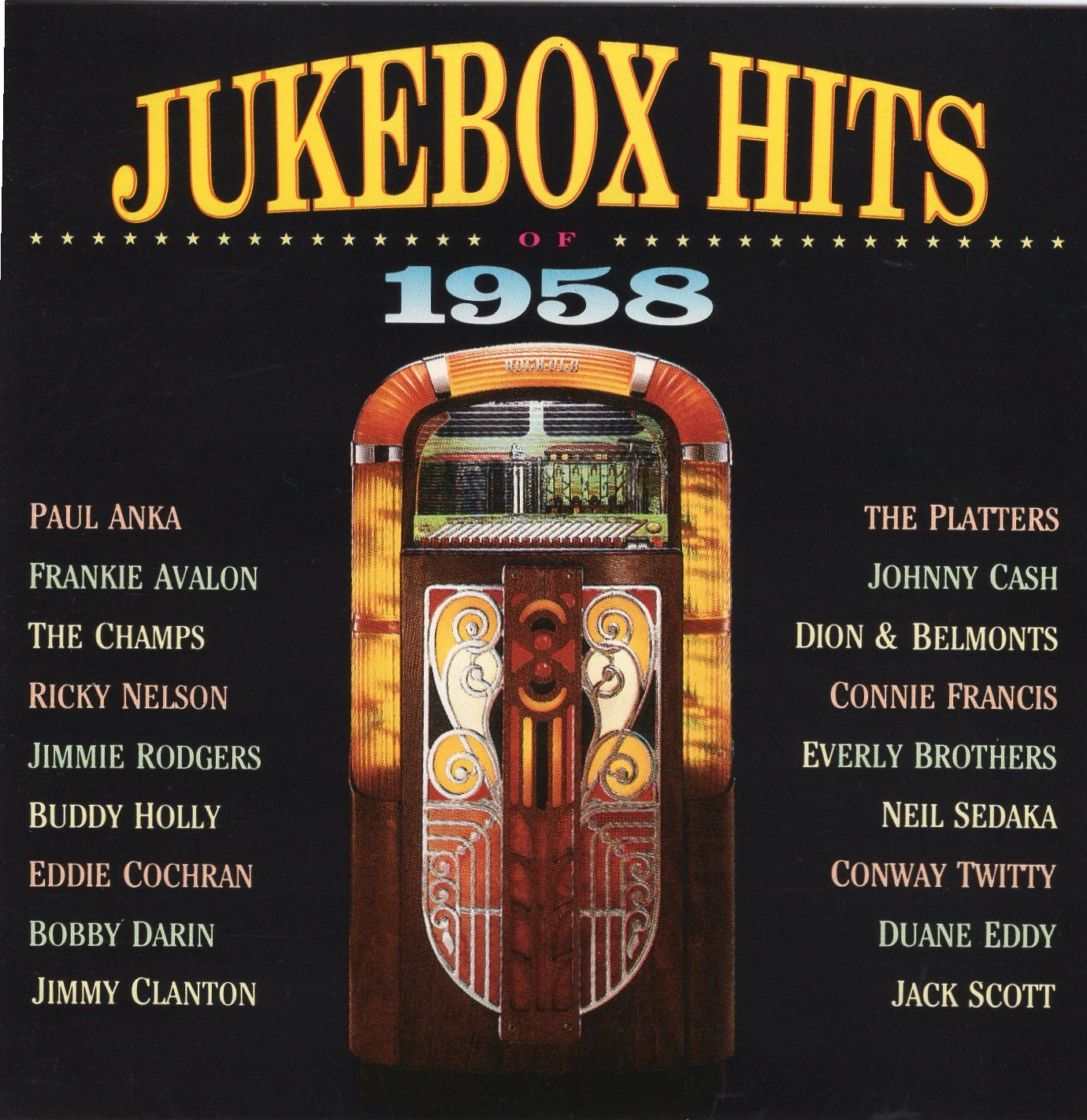 """Jukebox Hits of 1958"""