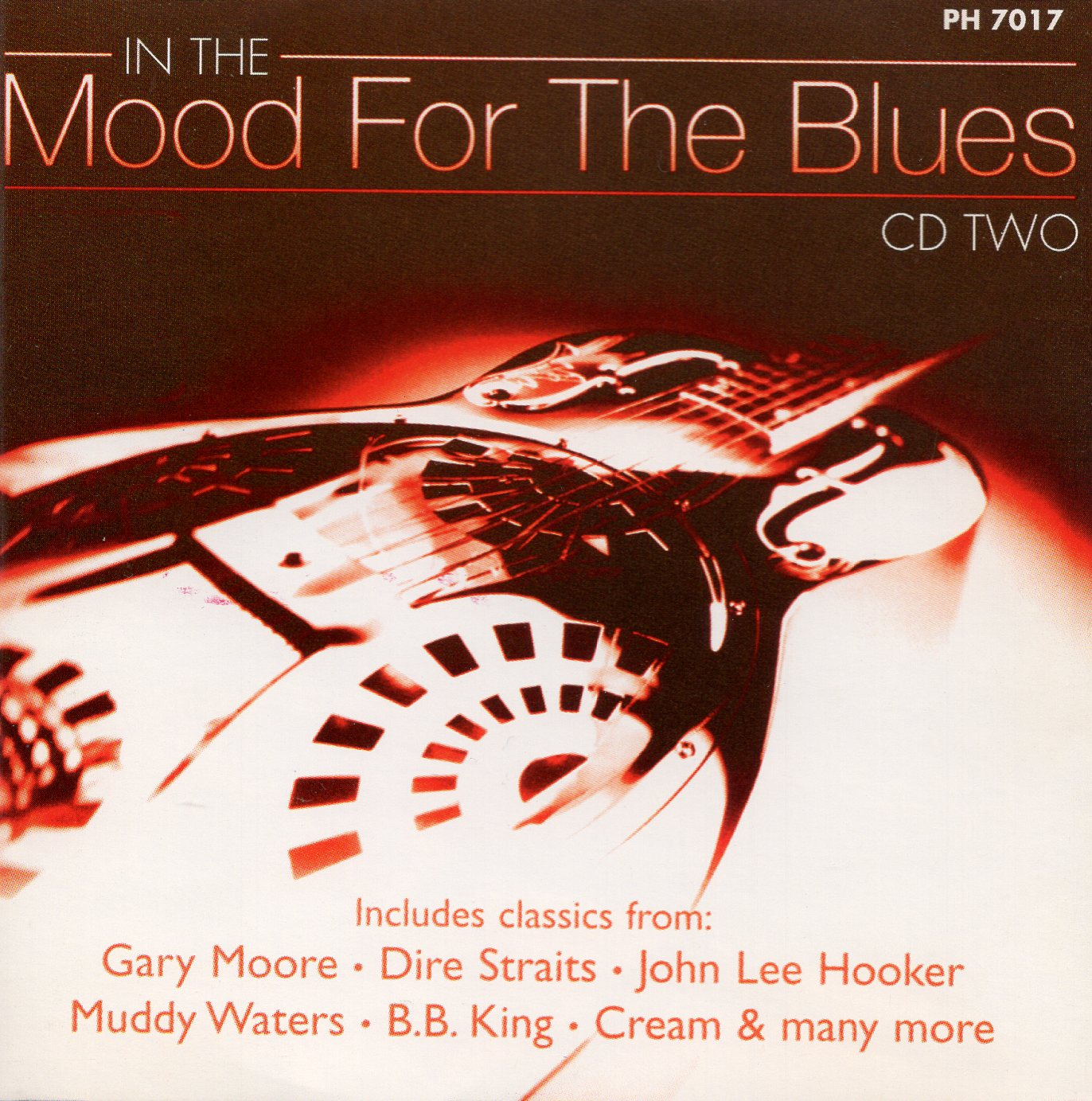 """In The Mood For The Blues"""