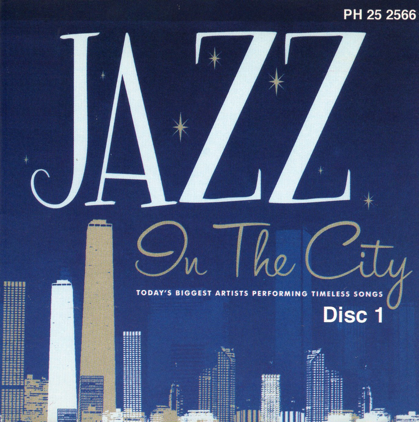 """Jazz In The City Disk1"""