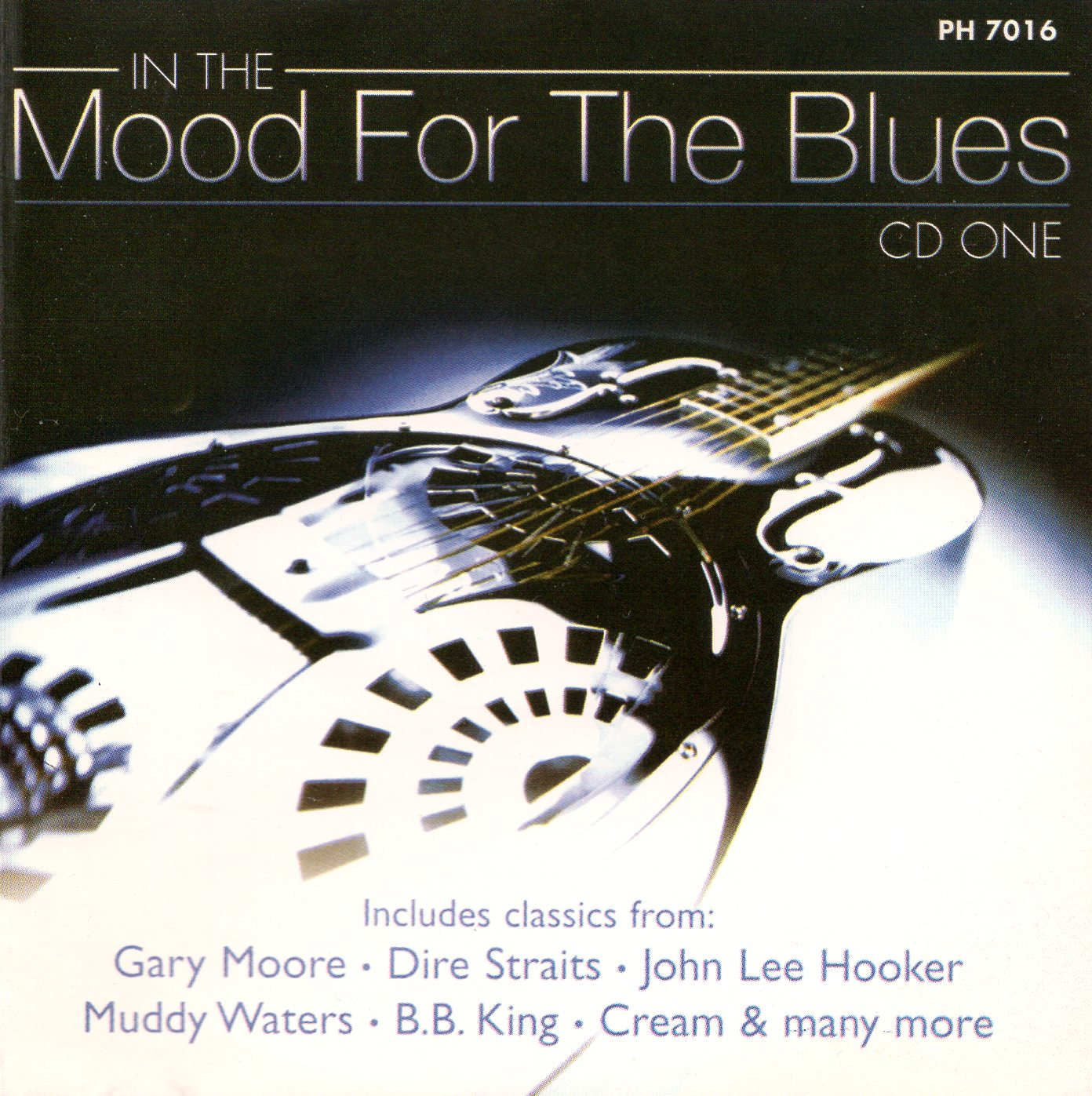 """In The Mood For The Blues CD One"""
