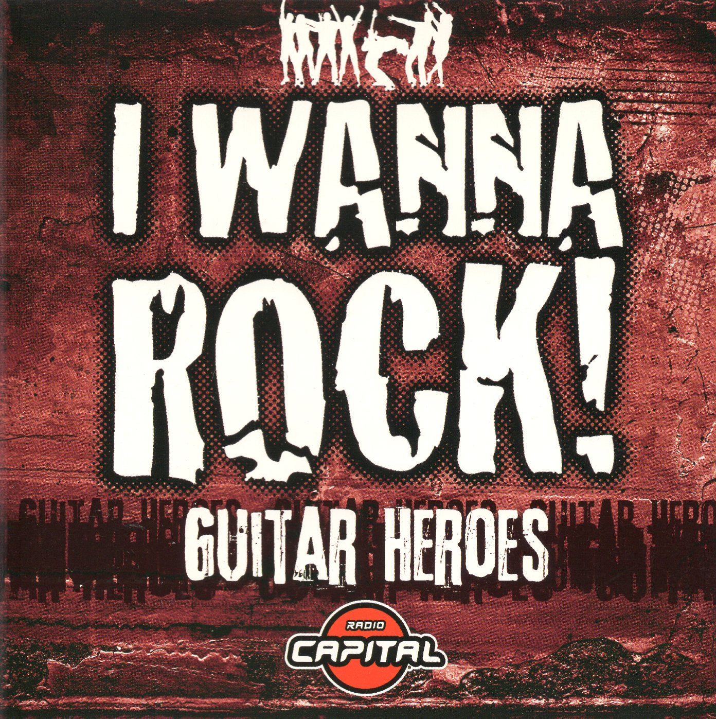 """I Wanna Rock! Guitar Heroes"""