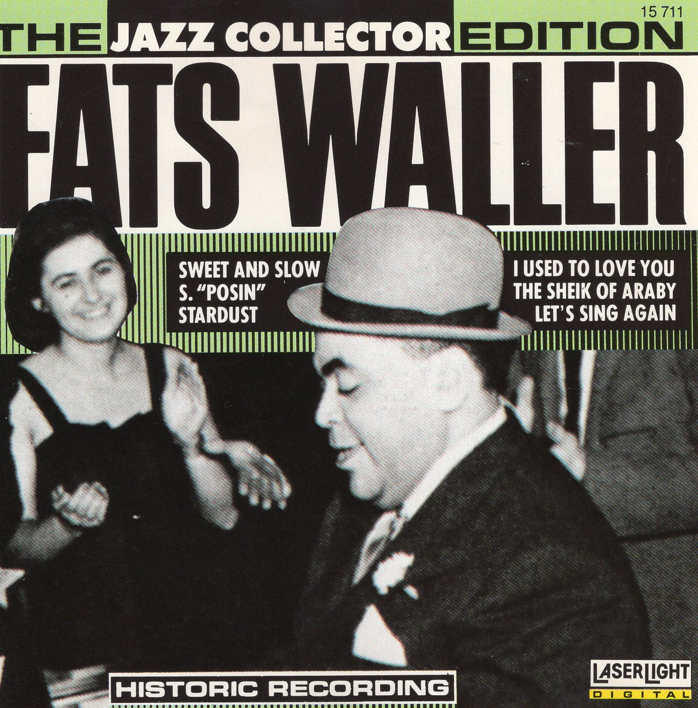 """The Jazz Collection Edition: Eats Waller"" Eats Waller"