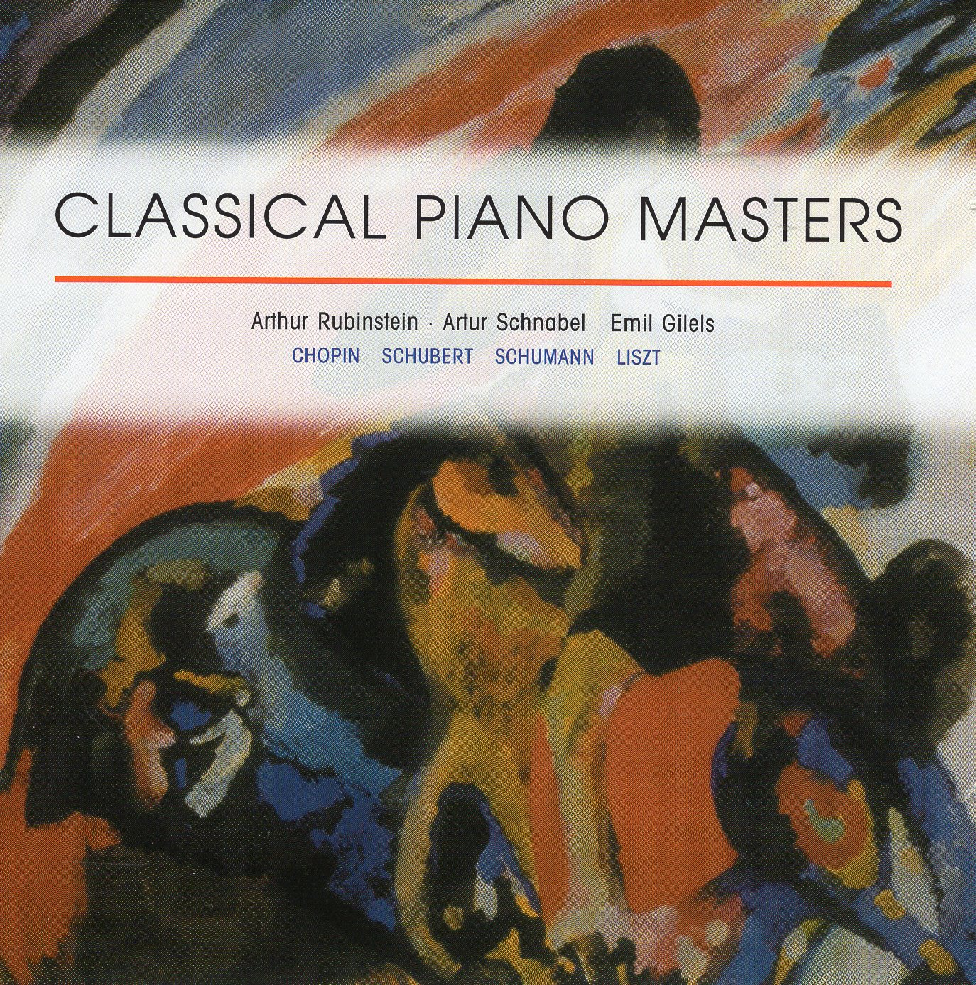 """Classical Piano Masters"""