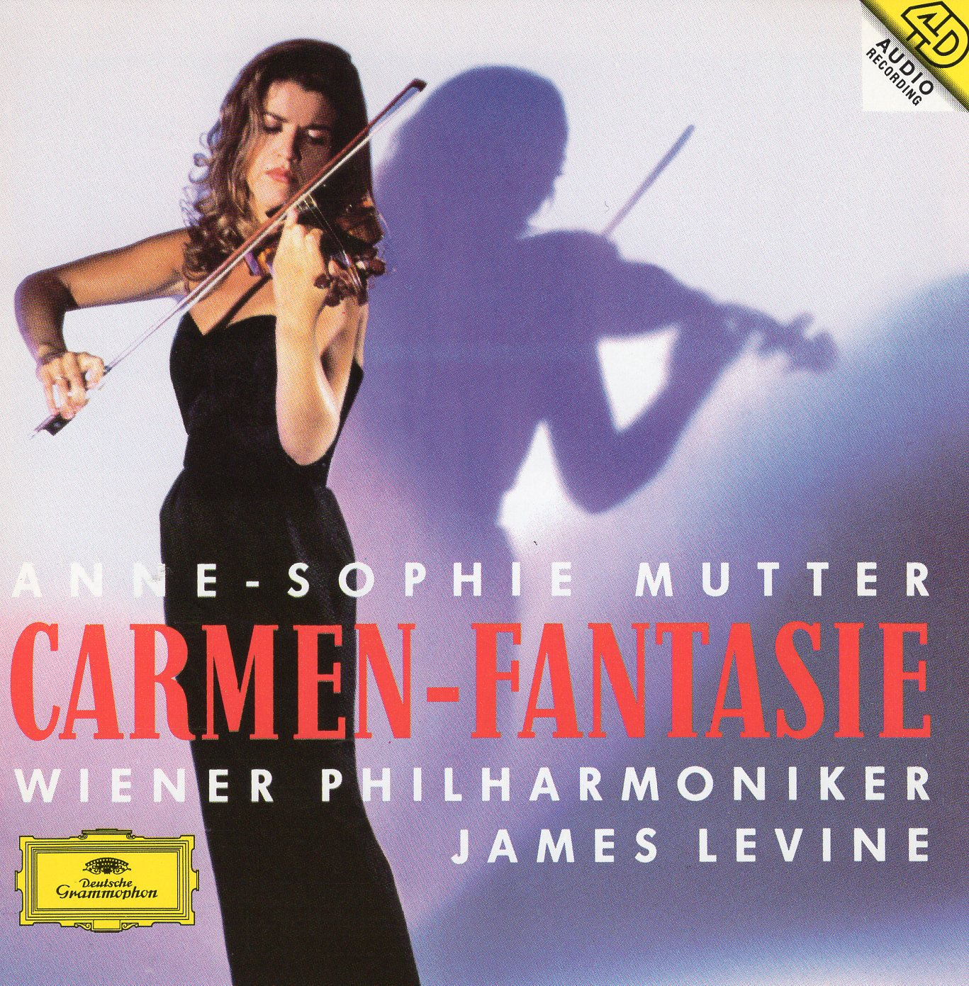 """Carmen-Fantasie"" Anne-Sophie Mutter"