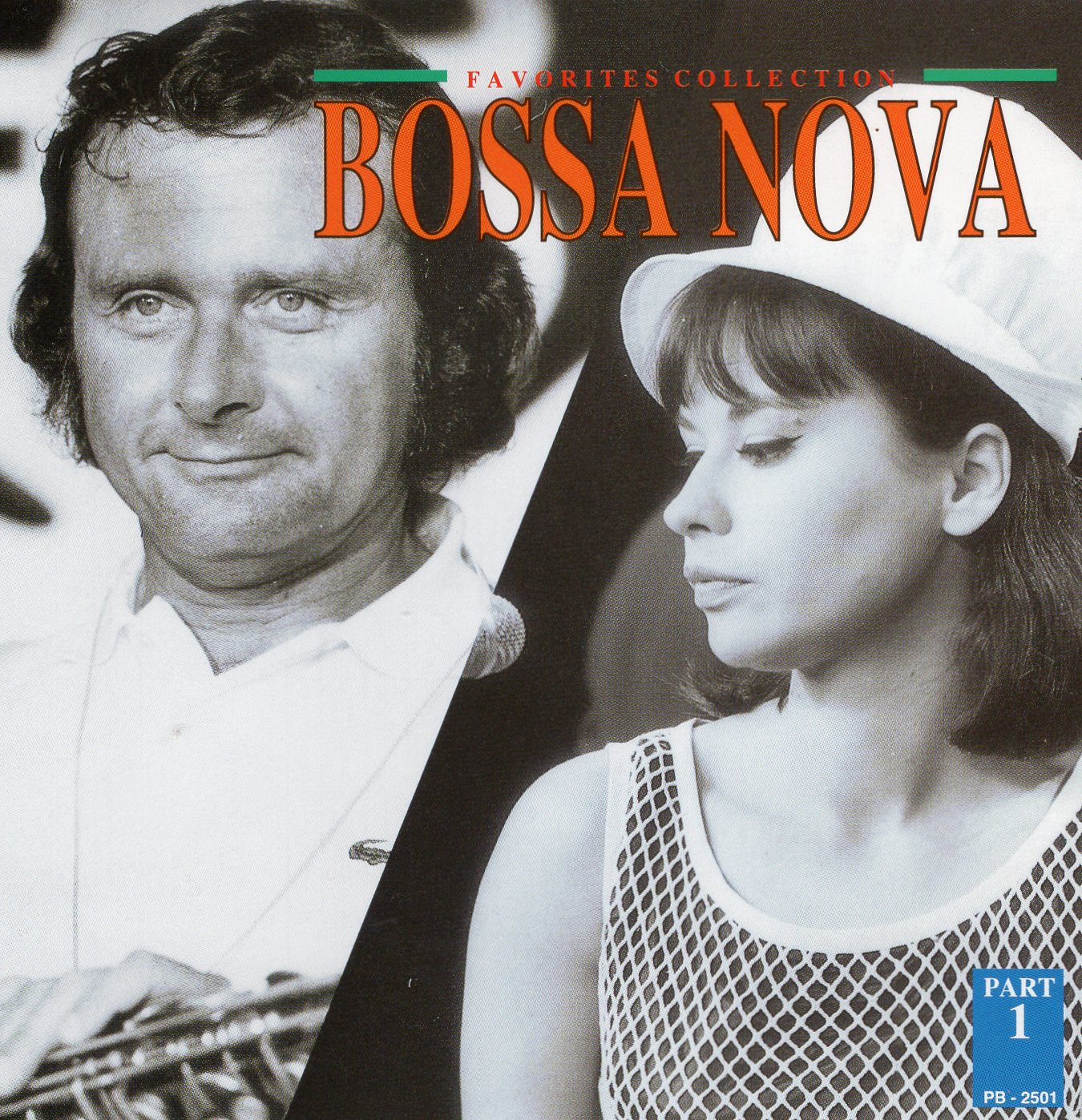 """Favorite Collection Bossa Nova Part 1"""