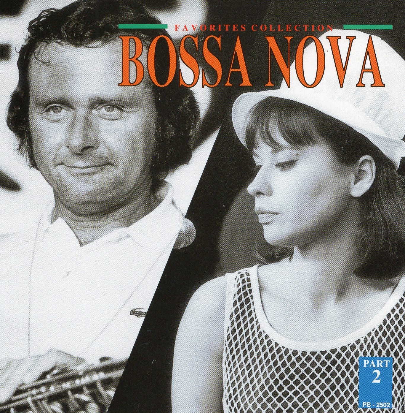 """Favorite Collection Bossa NovaPart 2"""
