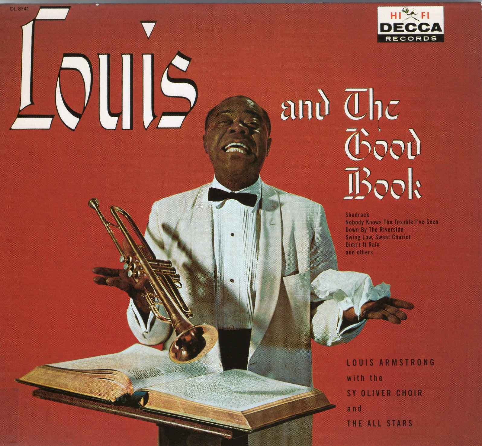 """Louis and The Good Book"" Louis Armstrong"