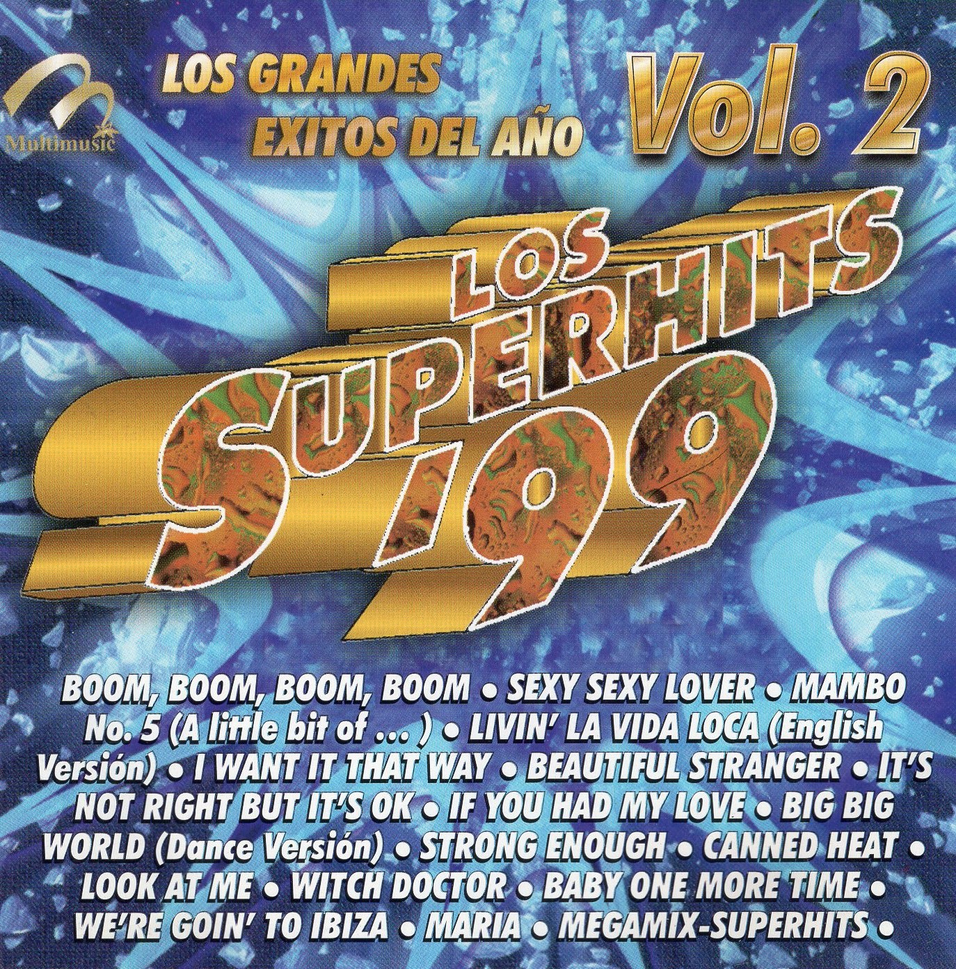 """Los Super Hits '99"""