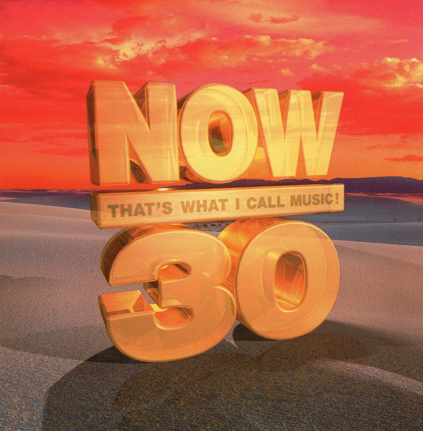 """Now That's What I Call Music! 30 or Now 30"""