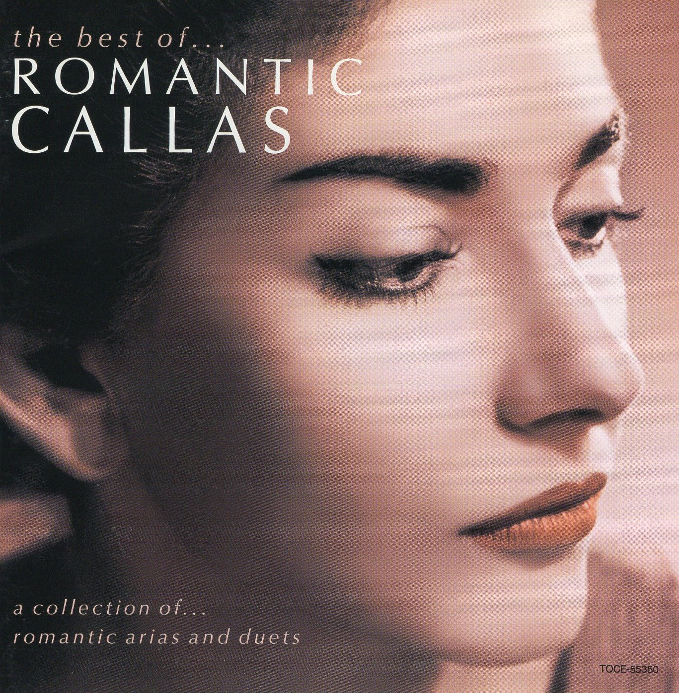 """The Best Of ...Romantic Callas"" Maria Calas"