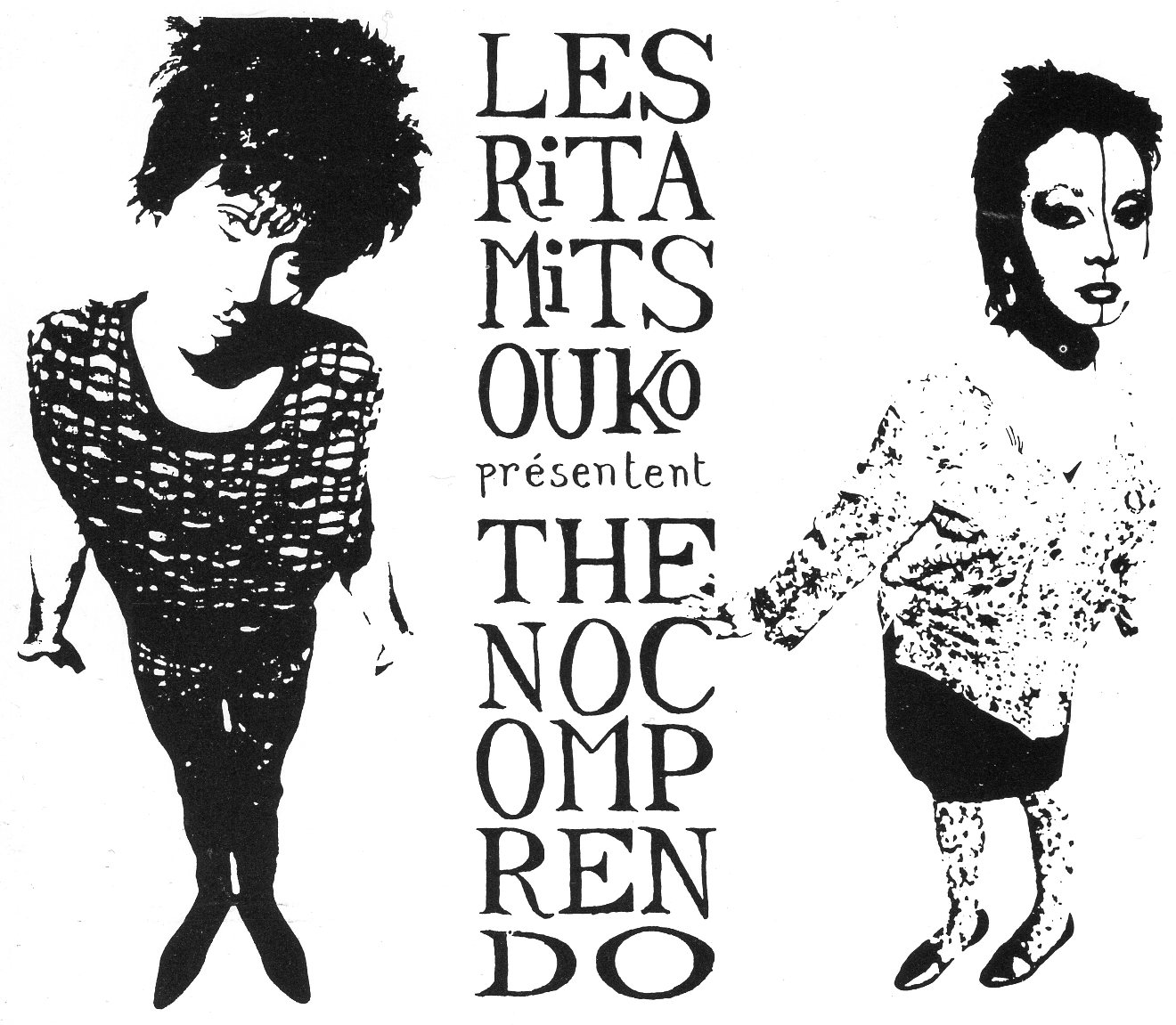 """The No Comprendo "" Les Rita Mitsouko"