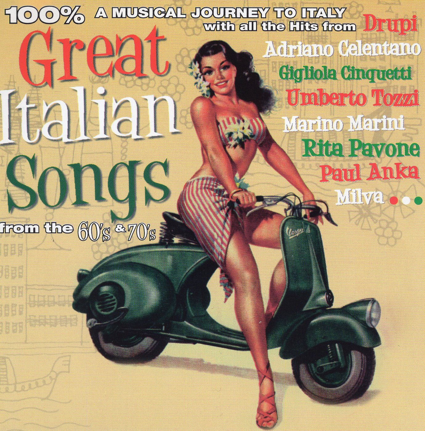 """Great Italian Songs"""