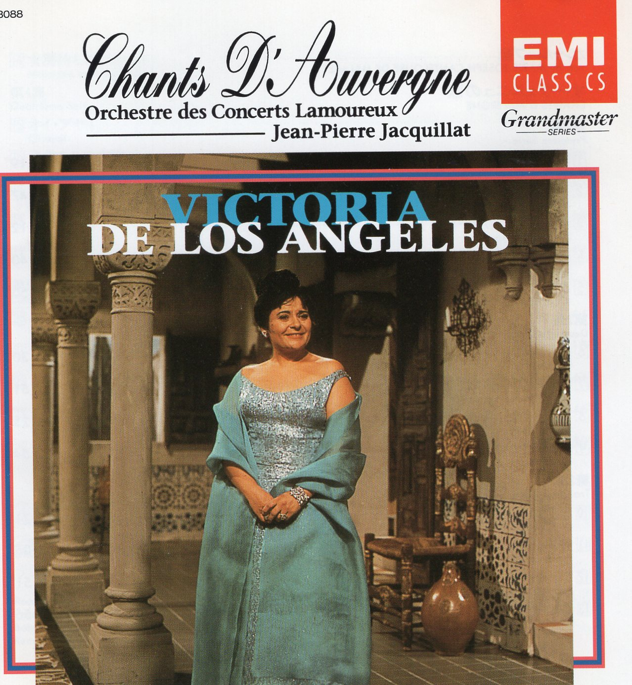 """Chant's Auvergne"" Victoria De Los Angeles"
