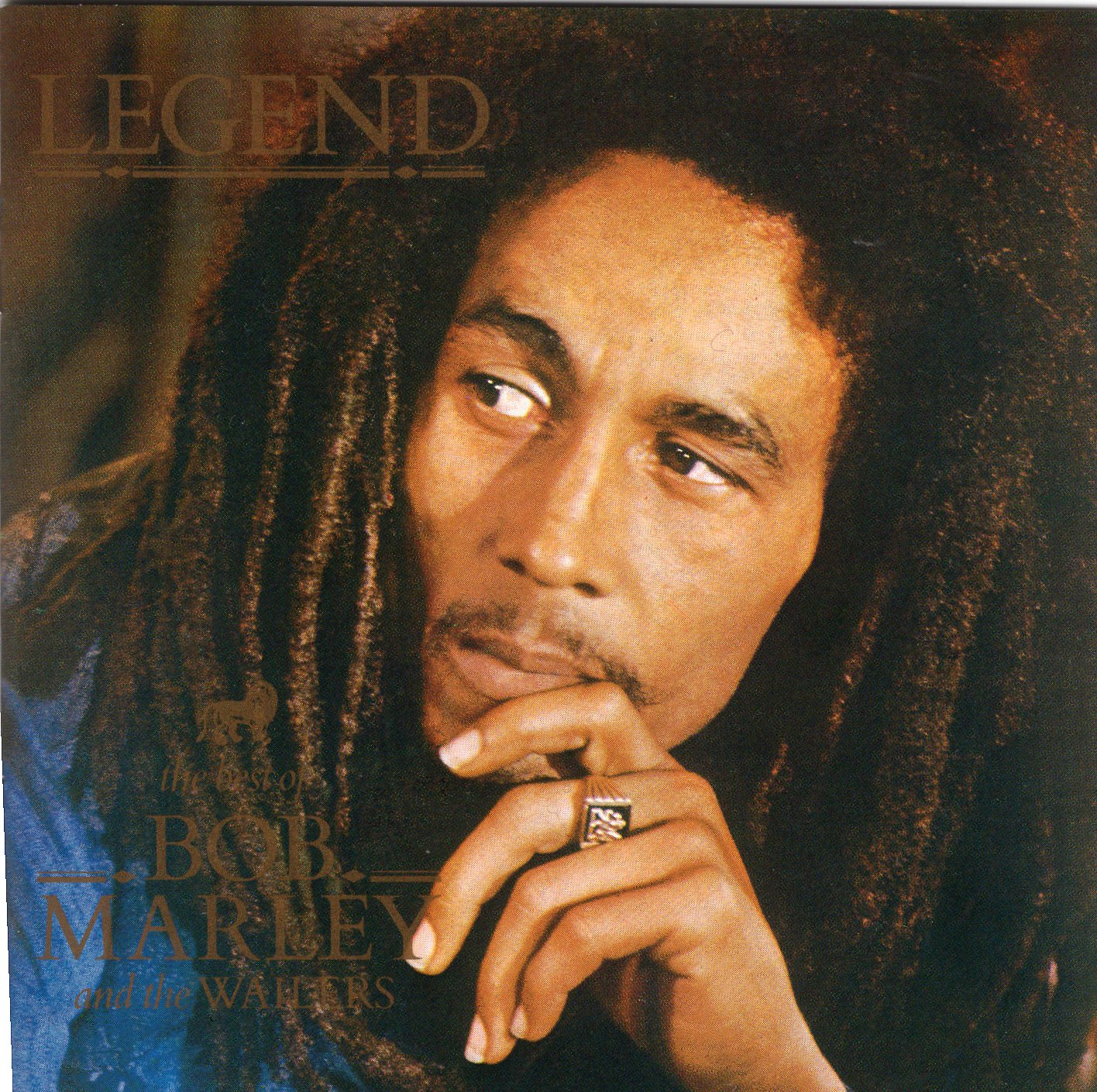 """Legend"" Bob Marley & The Wailers"