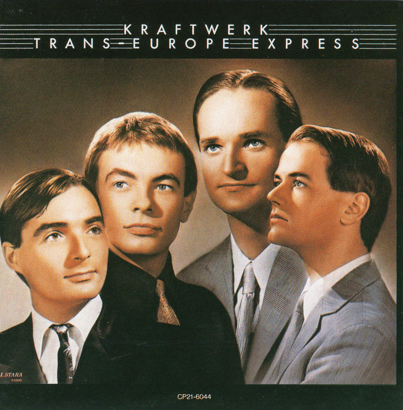 """Trans・Europe・Express"" Kraftwerk"