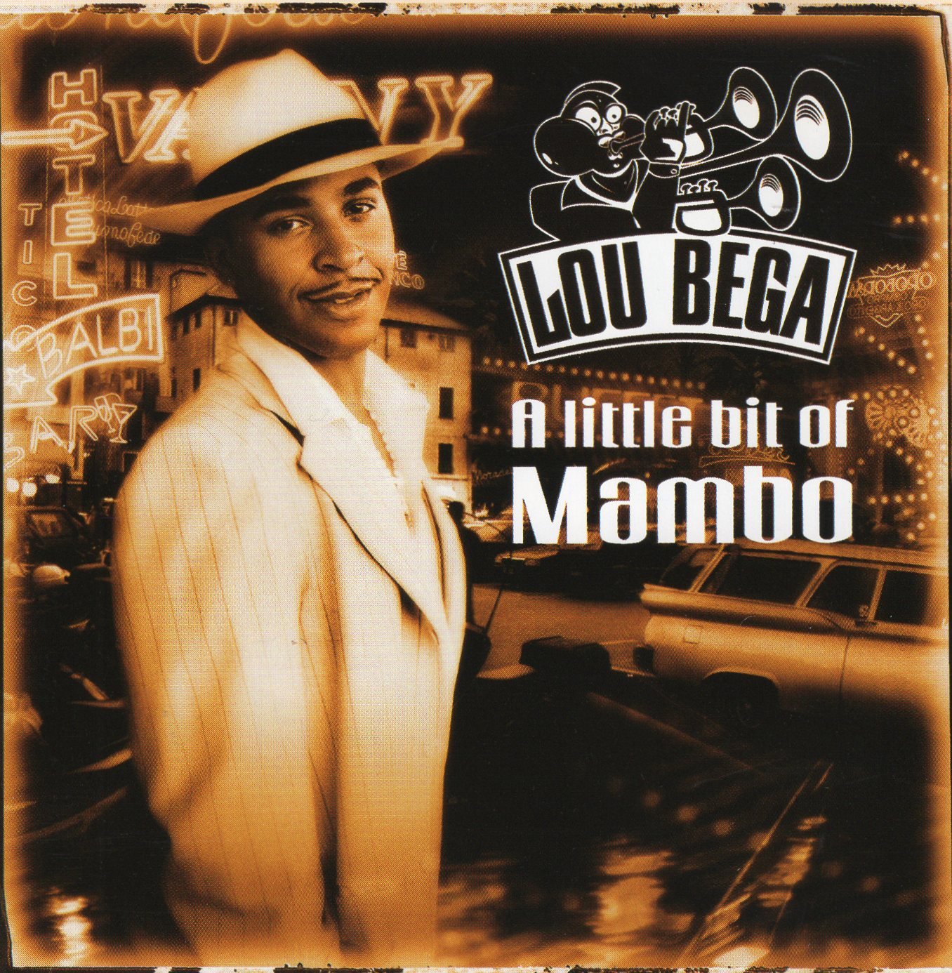 """A Little Bit of Mambo"" Lou Bega"