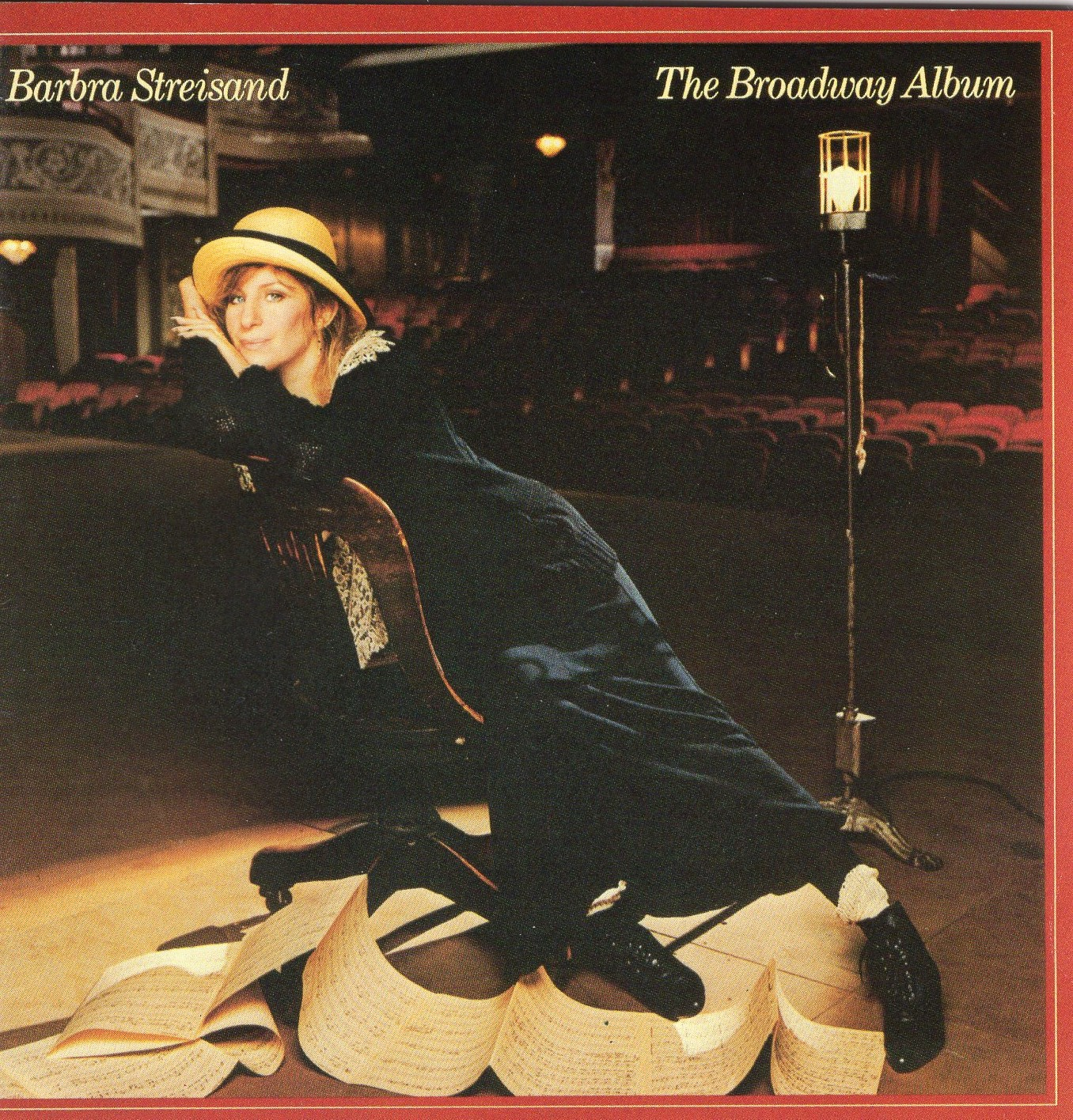 """The Broadway Album"" Barbra Streisand"