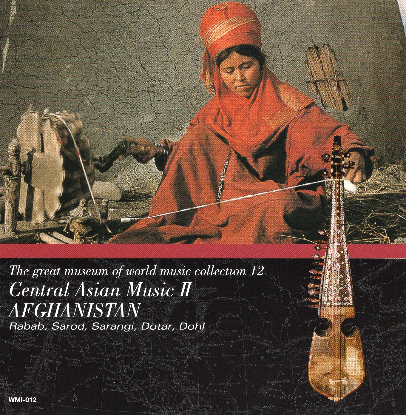 """The Original Of Japanese MusicII Afghanistan"""