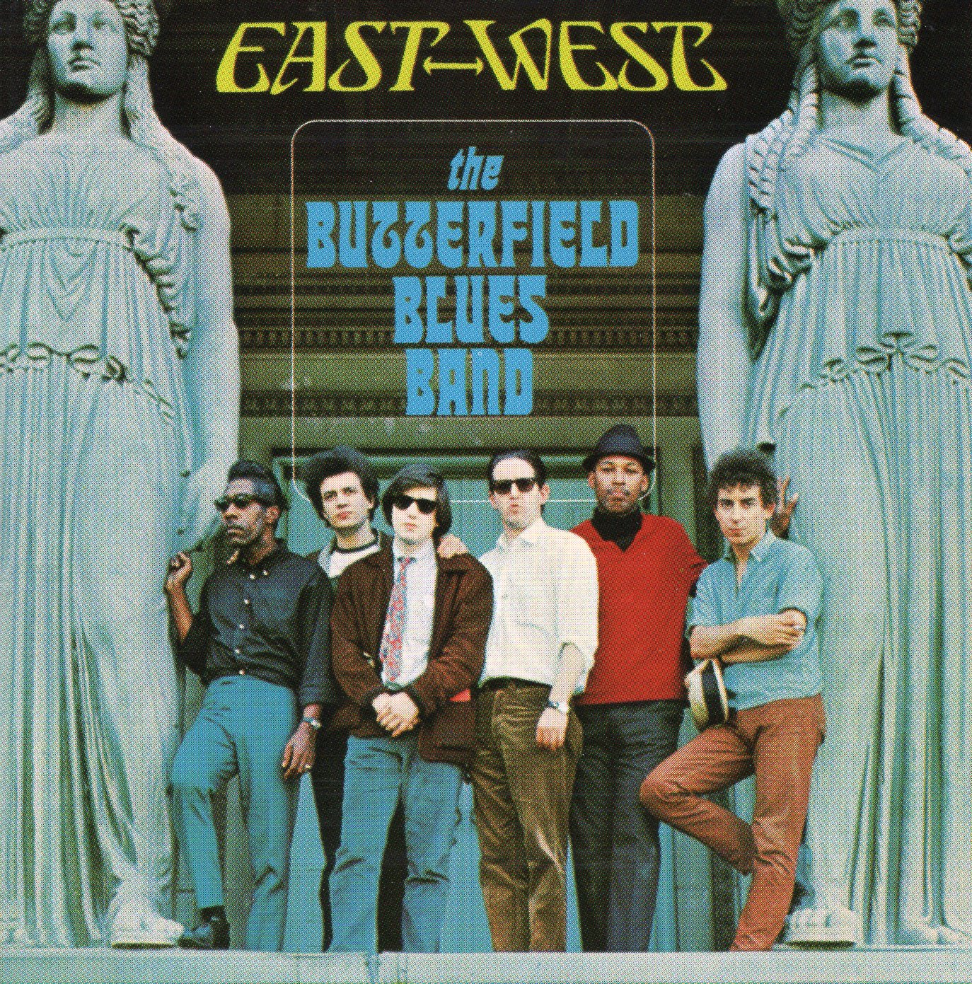 """East-West"" The Butterfield Blues Band"